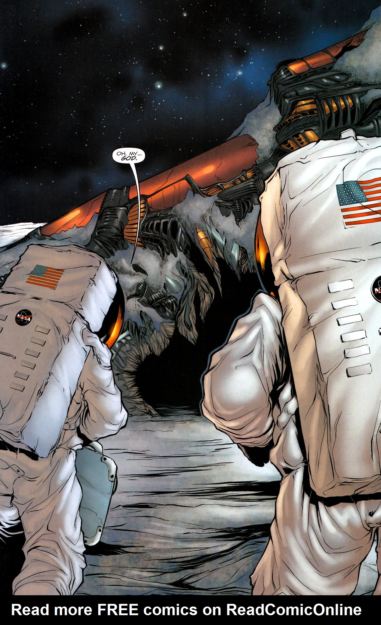 Read online Transformers: Dark of the Moon Movie Adaptation comic -  Issue #1 - 4