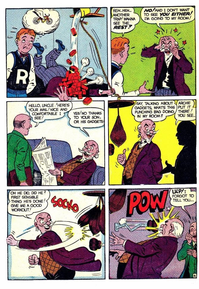 Archie Comics issue 026 - Page 37