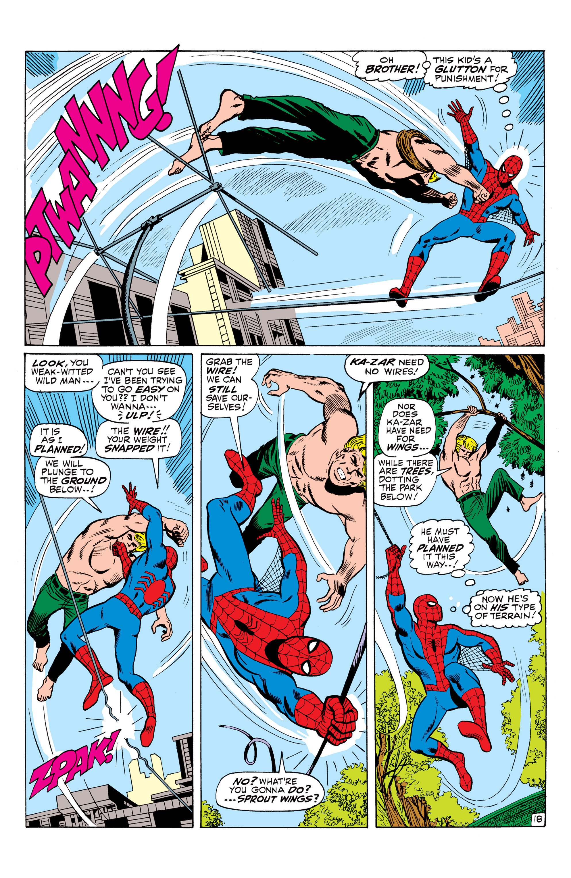 The Amazing Spider-Man (1963) 57 Page 18
