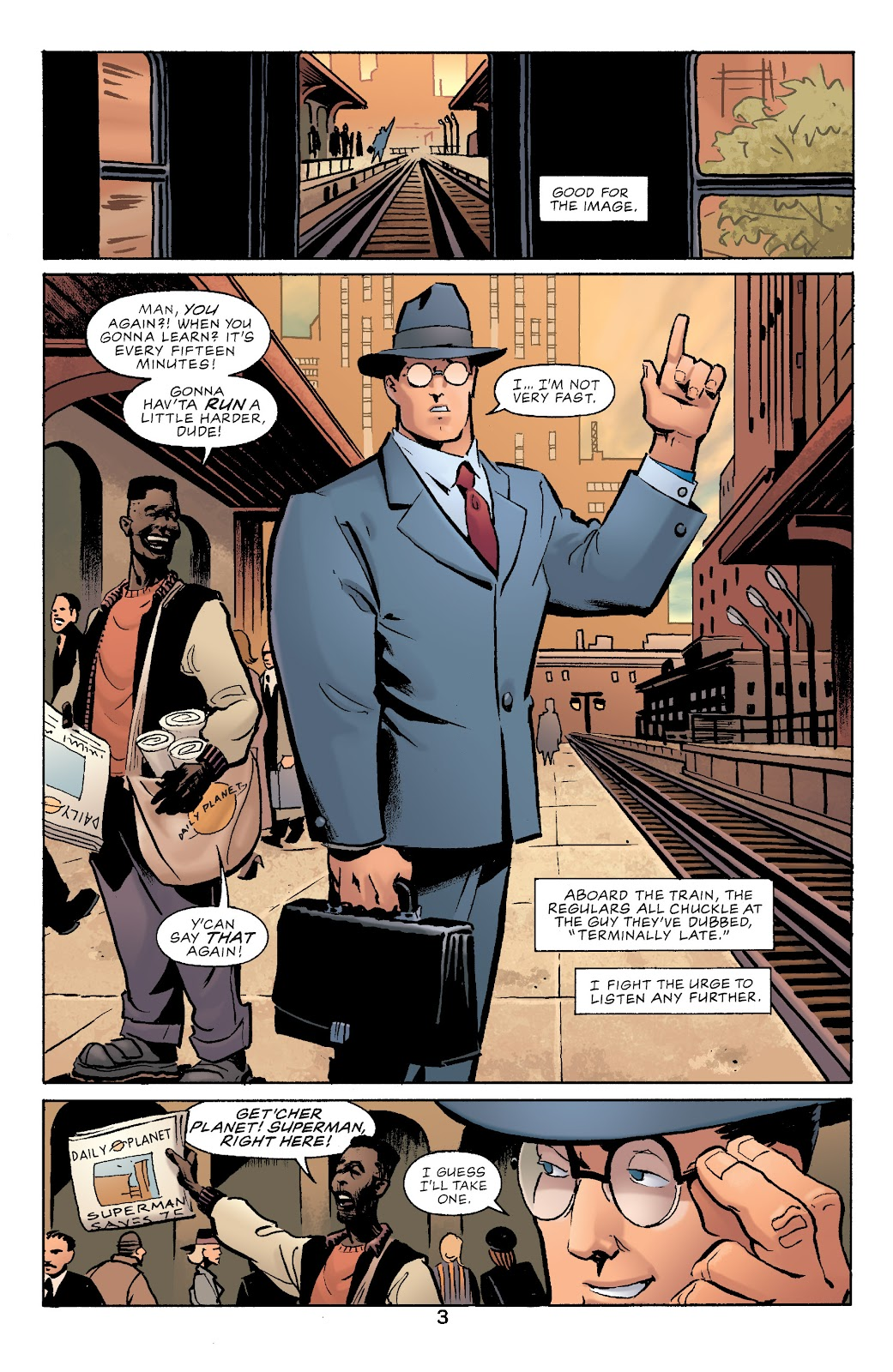 Batman/Superman/Wonder Woman: Trinity issue 1 - Page 5