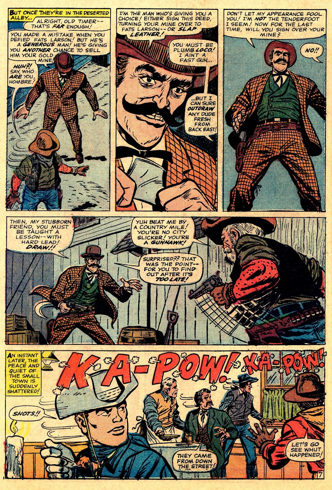 The Rawhide Kid (1955) issue 49 - Page 10