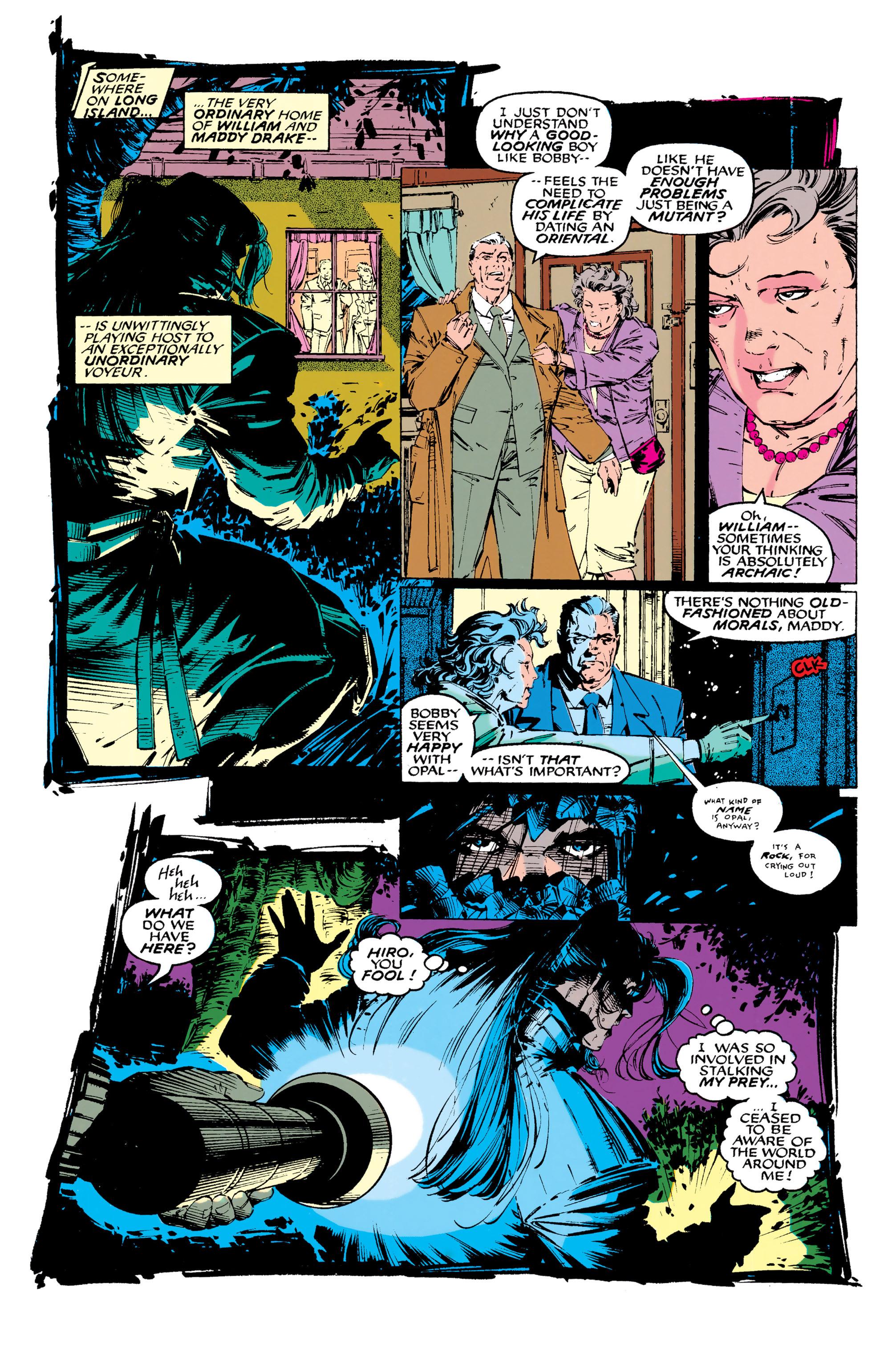 Read online Uncanny X-Men (1963) comic -  Issue #289 - 7