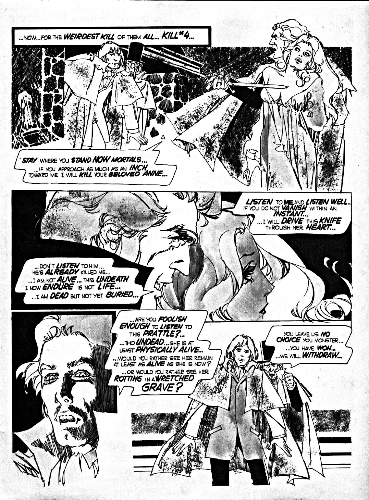 Nightmare (1970) issue 18 - Page 8