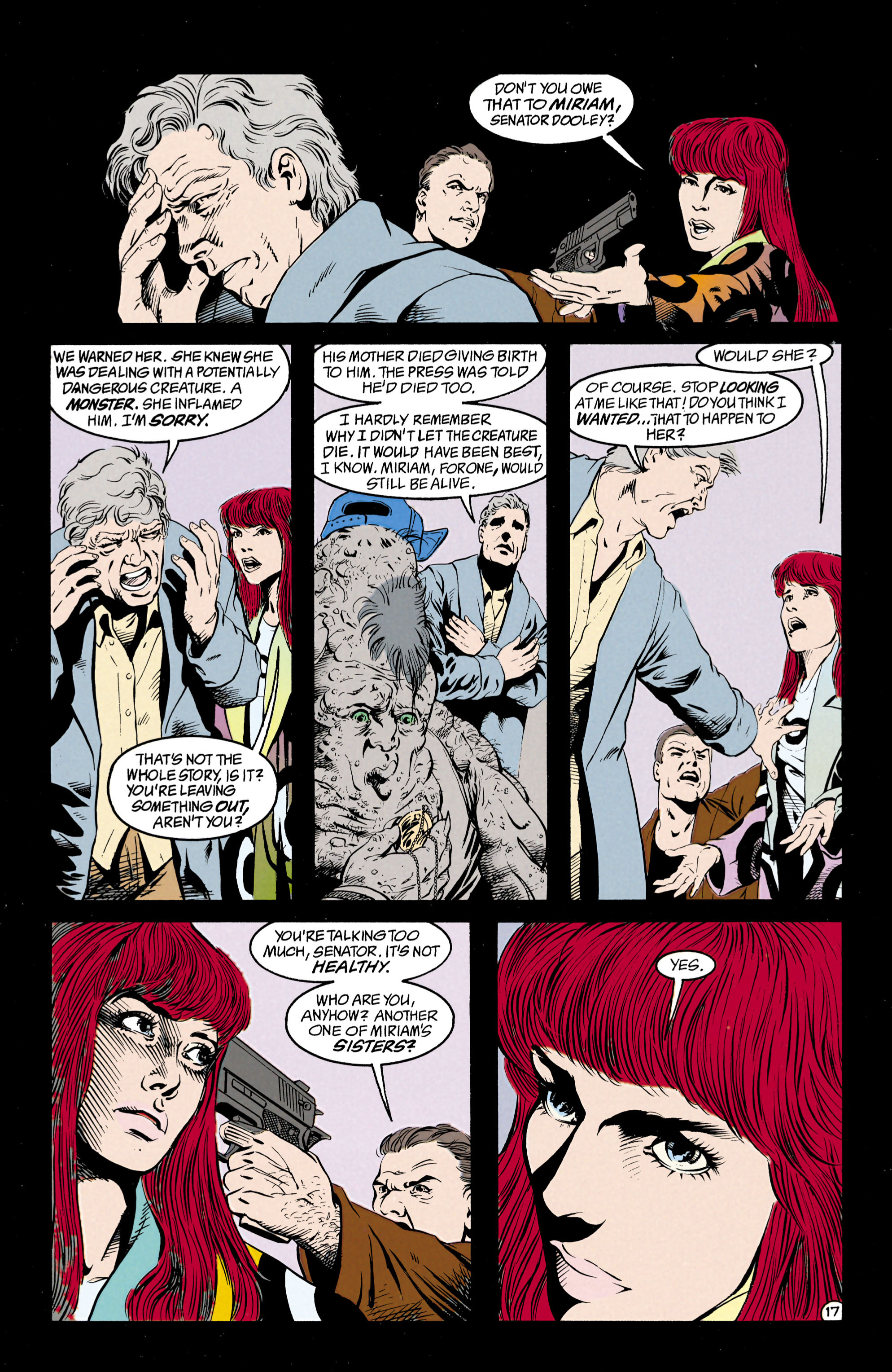 Read online Shade, the Changing Man comic -  Issue #29 - 18