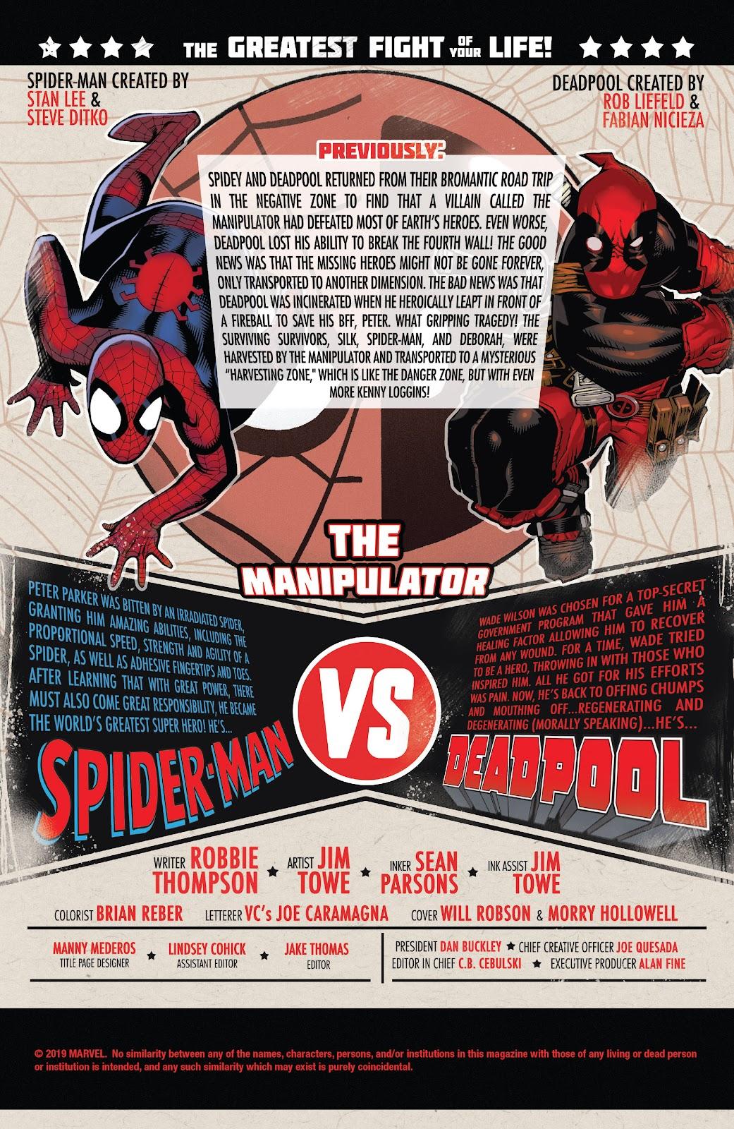 Read online Spider-Man/Deadpool comic -  Issue #48 - 2