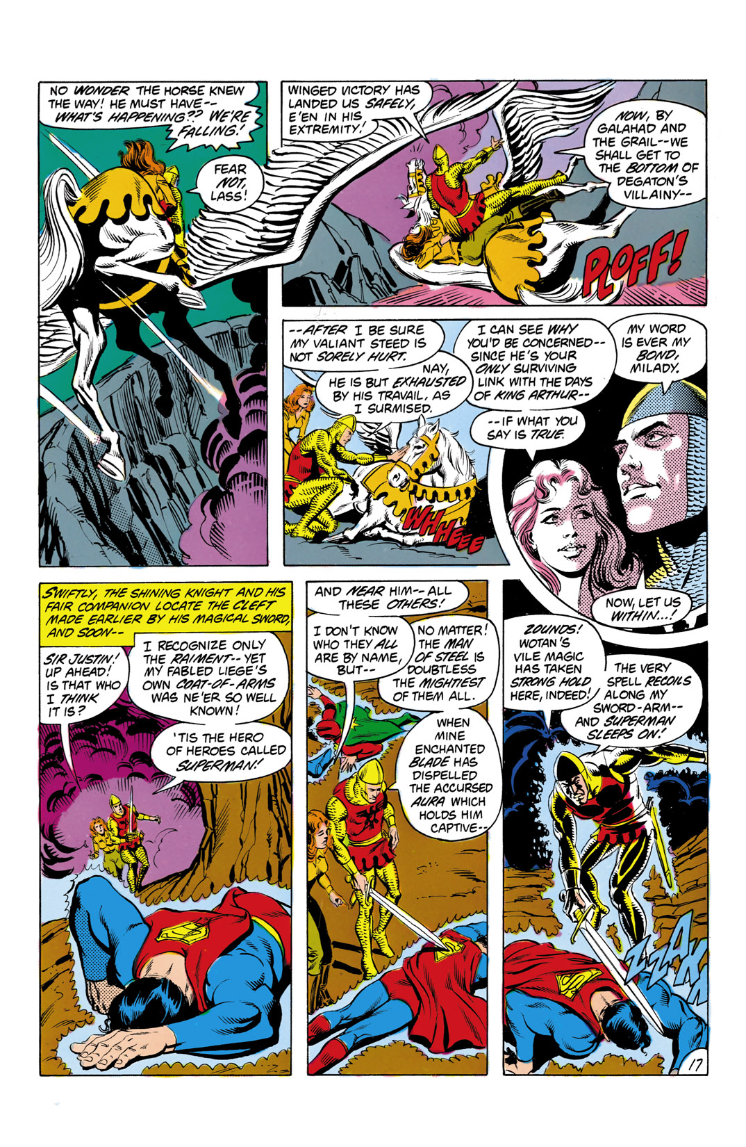 Read online All-Star Squadron comic -  Issue #3 - 18