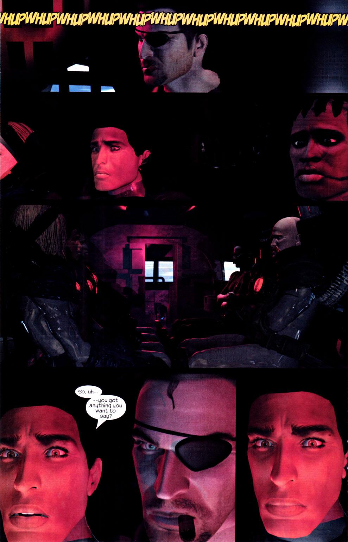 Read online U.S. War Machine 2.0 comic -  Issue #2 - 3