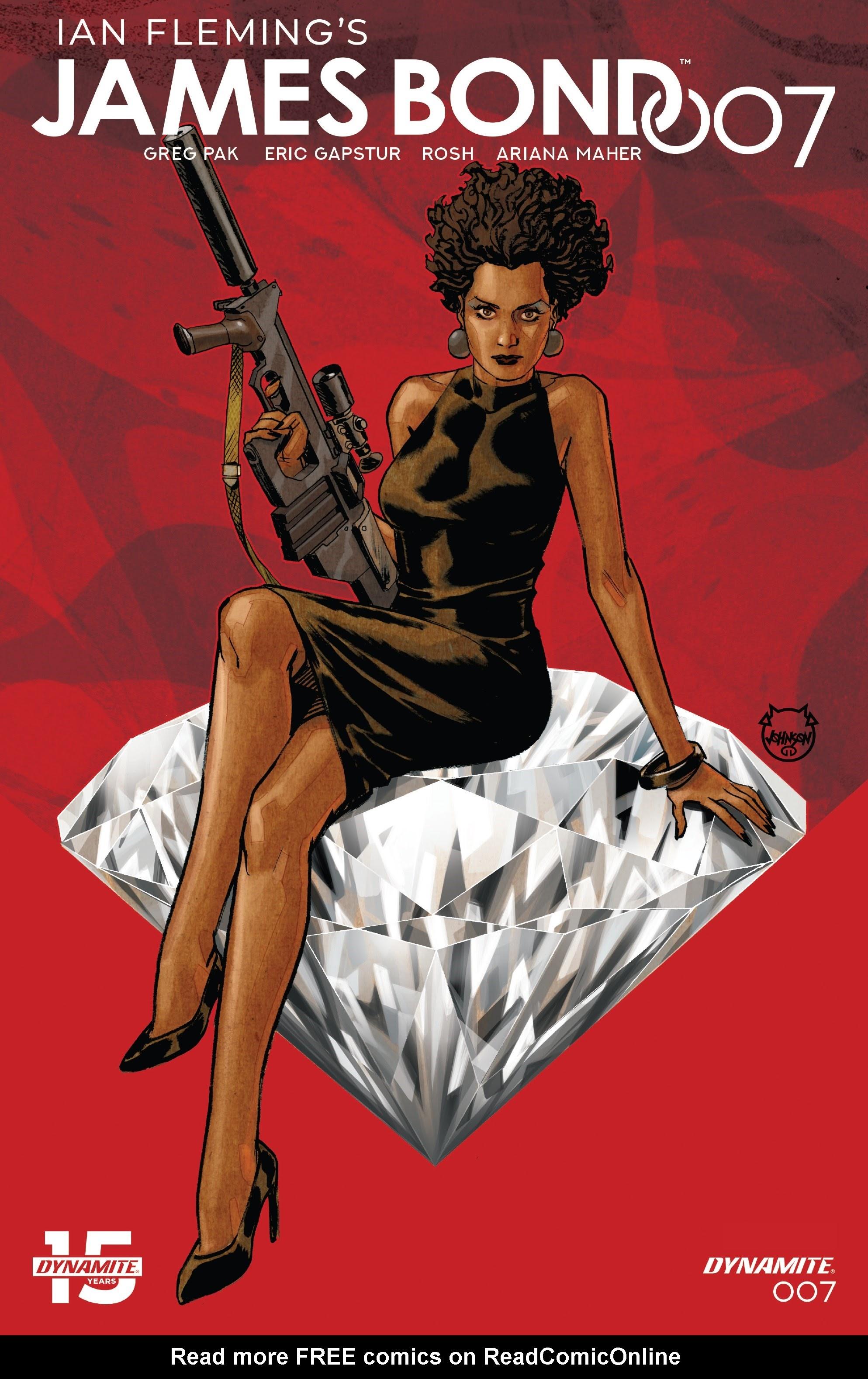 James Bond: 007 7 Page 1