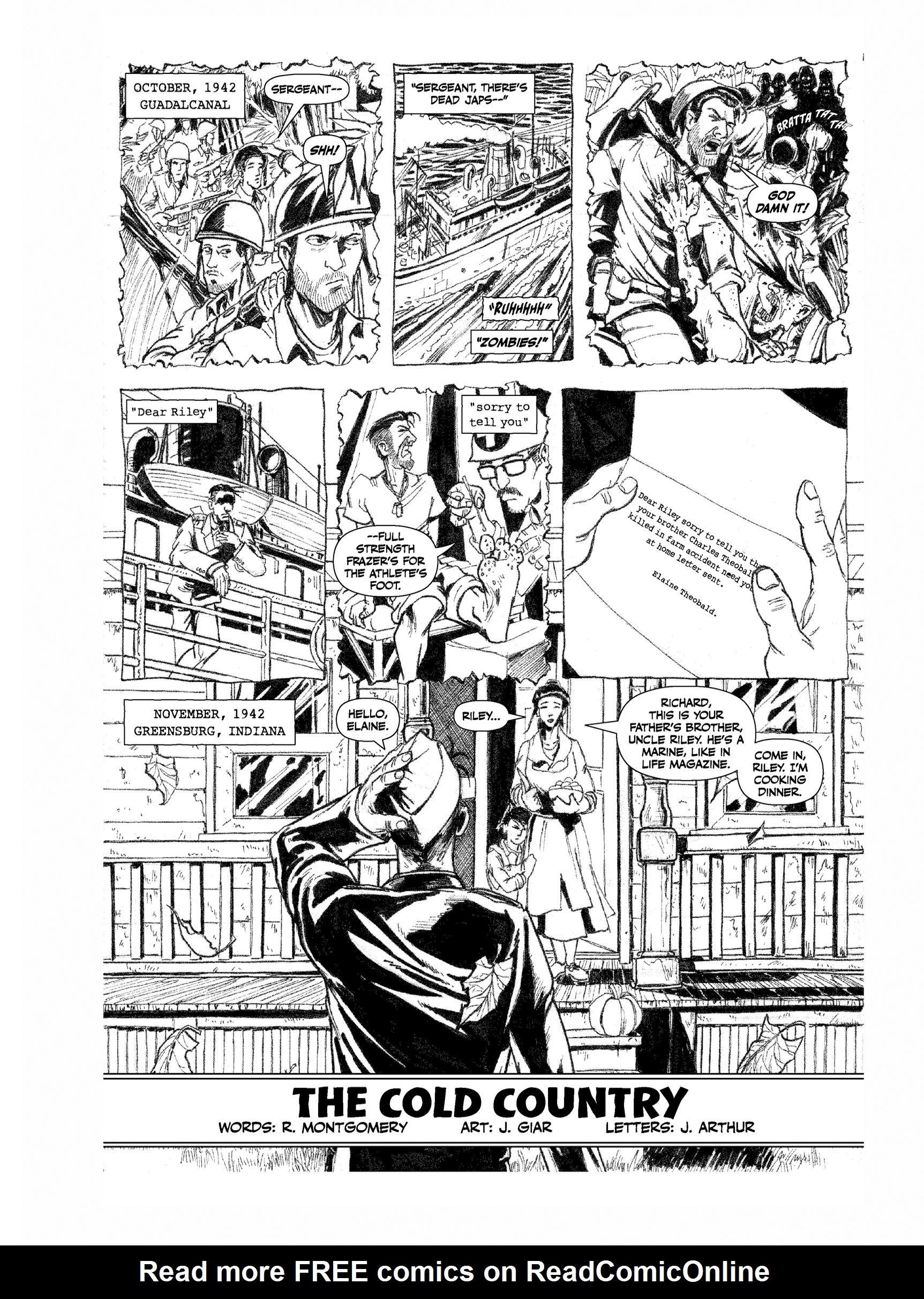 Read online FUBAR comic -  Issue #2 - 224