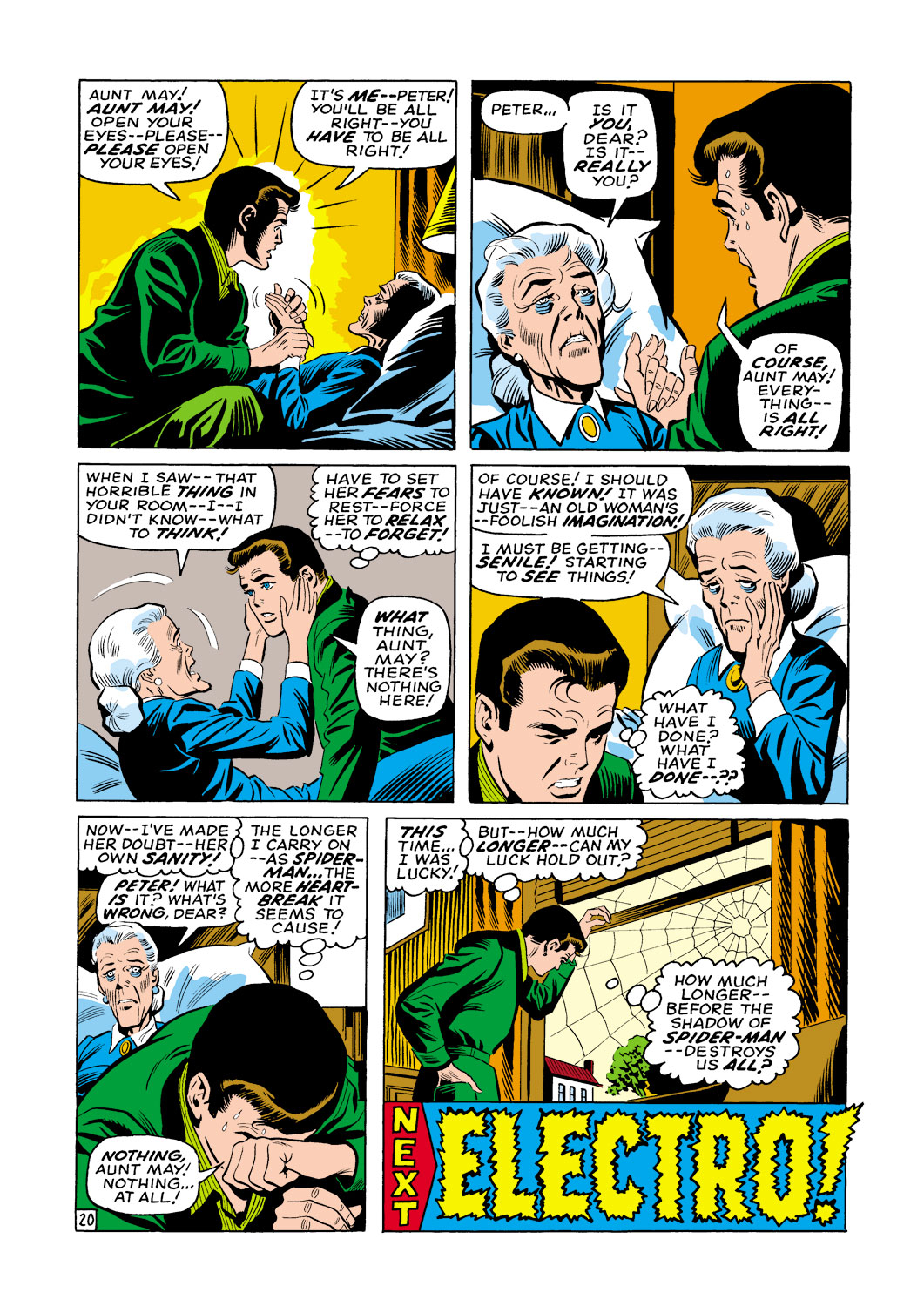 The Amazing Spider-Man (1963) 81 Page 20
