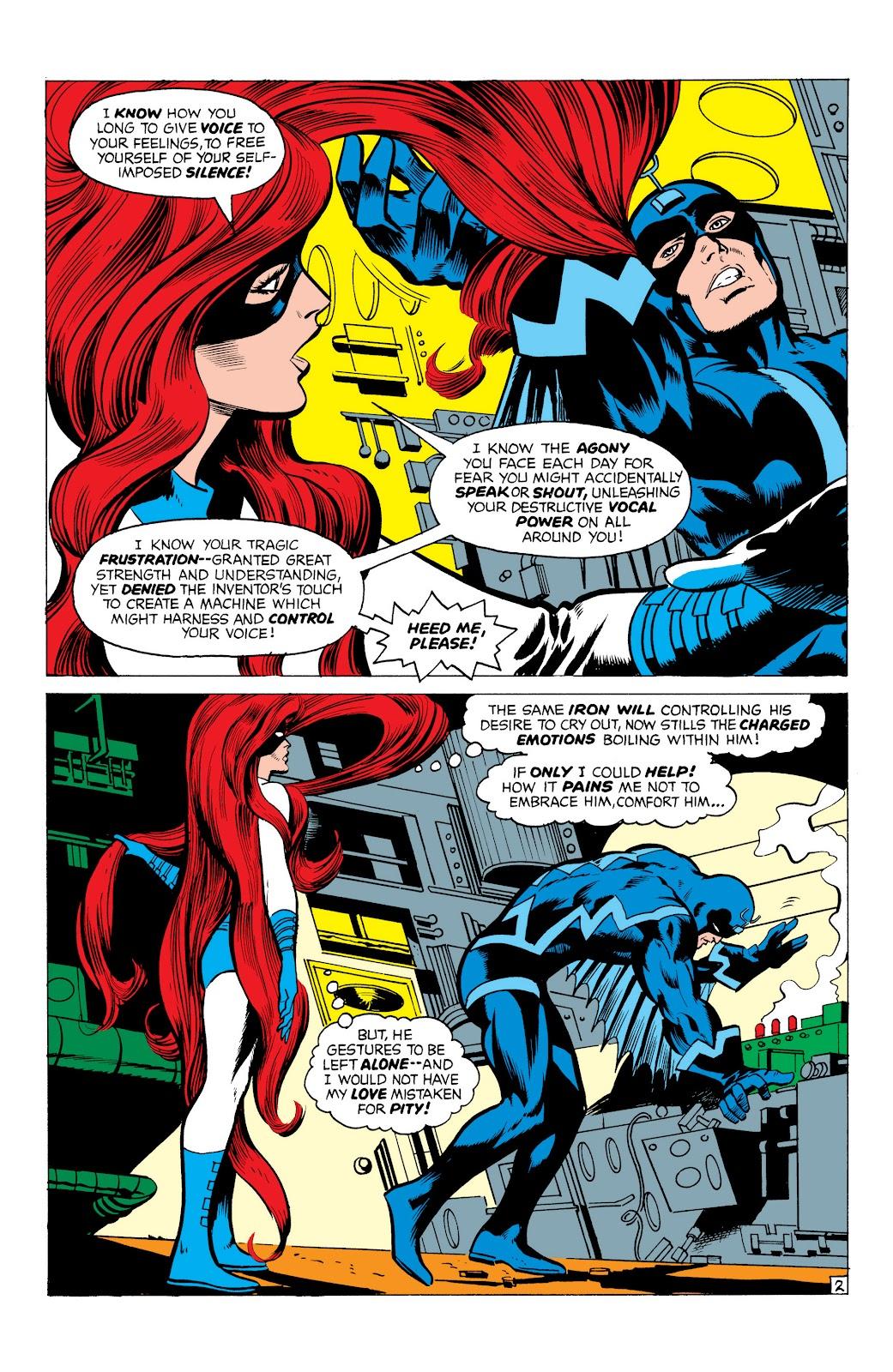 Read online Marvel Masterworks: The Inhumans comic -  Issue # TPB 1 (Part 1) - 45