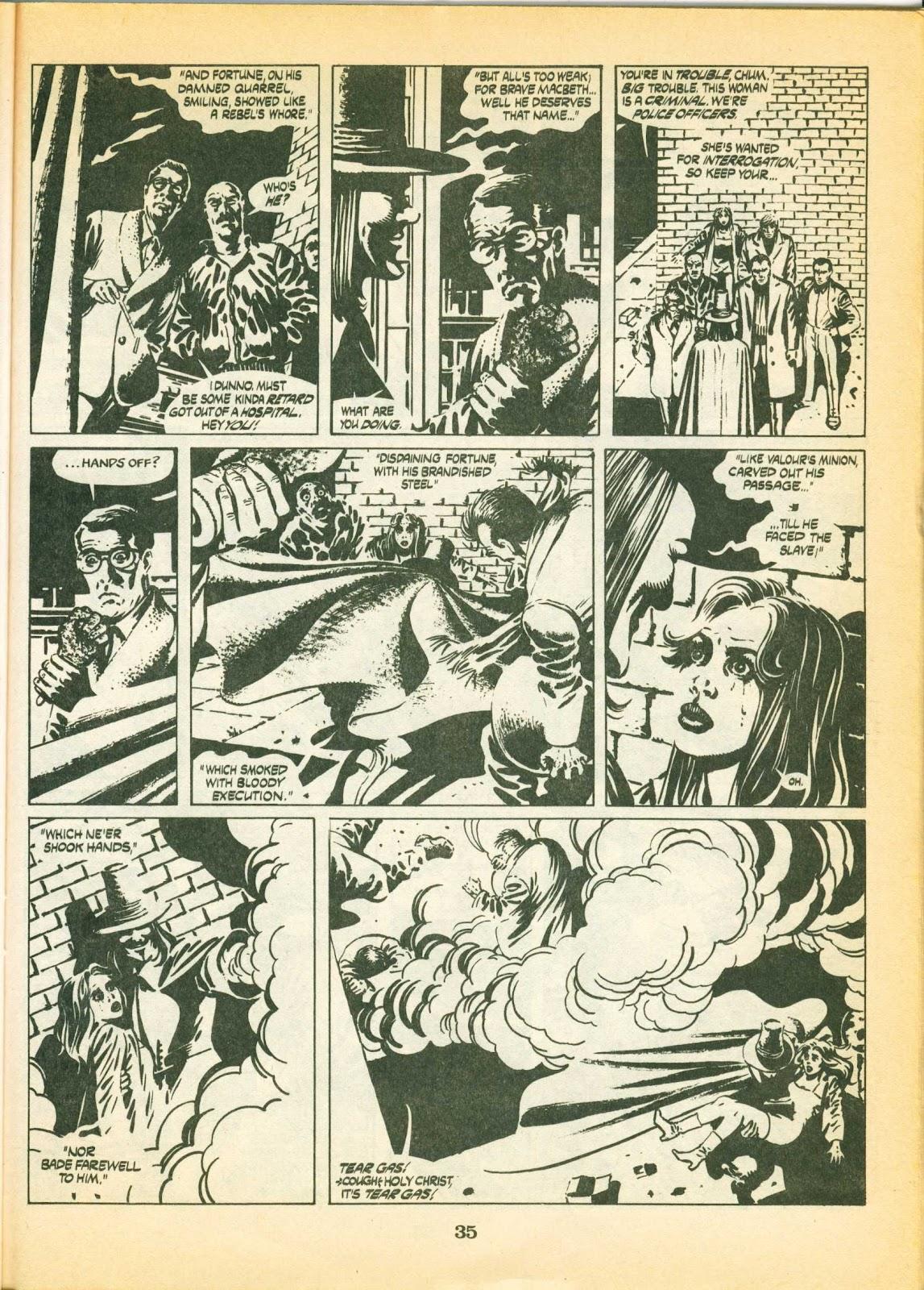 Warrior Issue #1 #2 - English 35