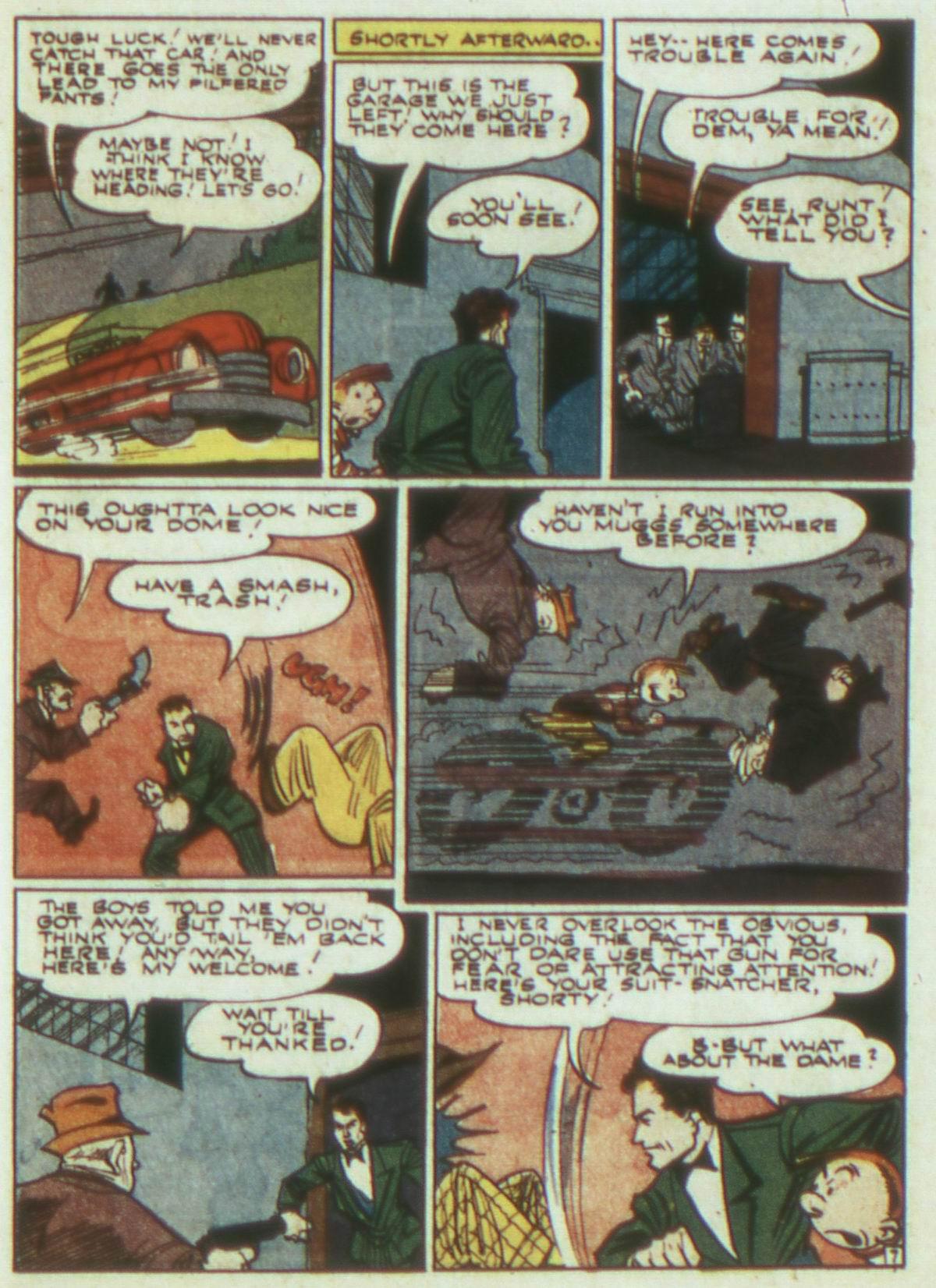 Read online Detective Comics (1937) comic -  Issue #82 - 23