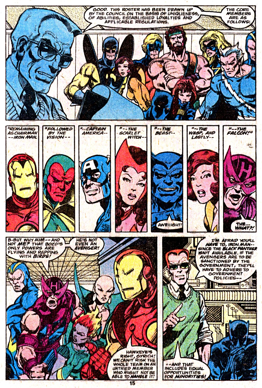 The Avengers (1963) 181 Page 9