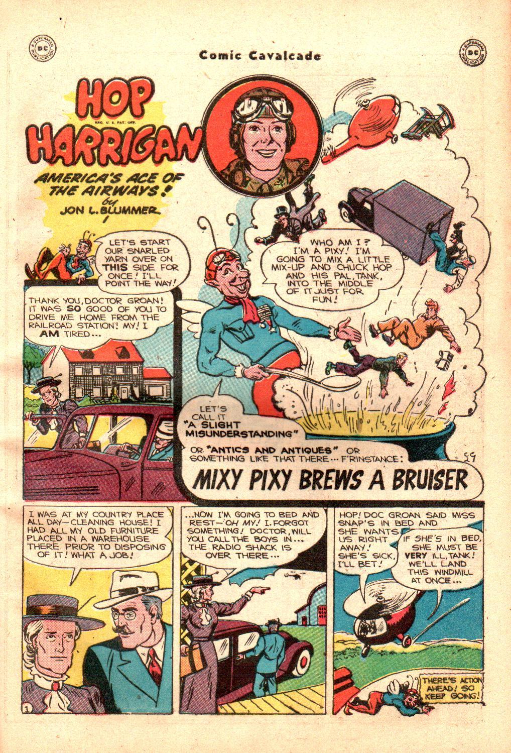 Comic Cavalcade issue 21 - Page 43