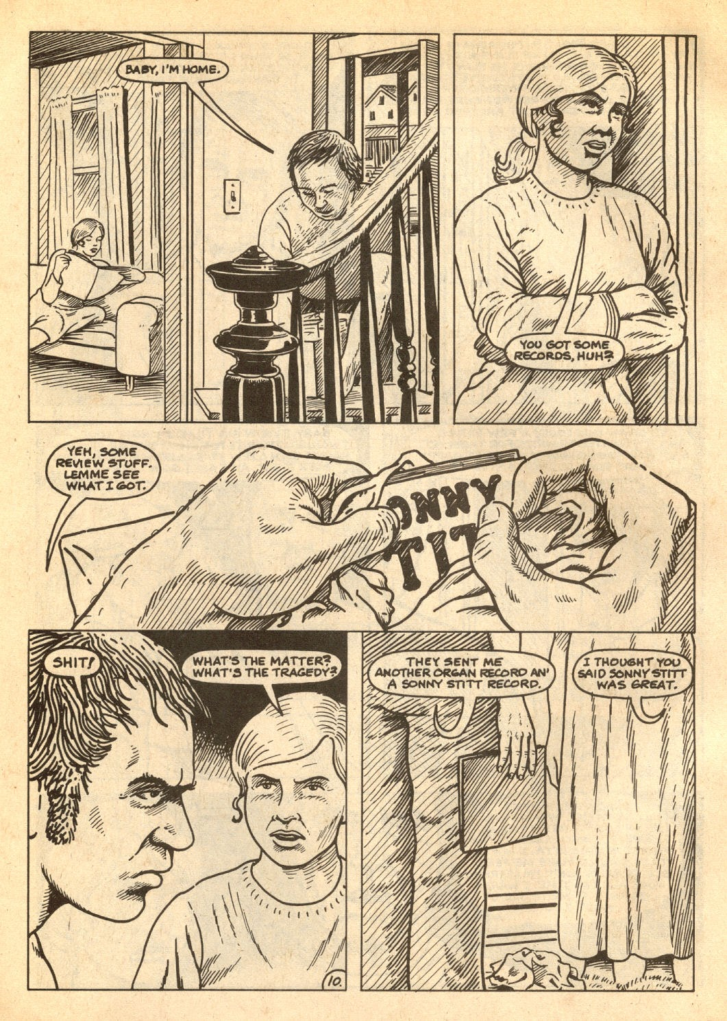 American Splendor (1976) issue 7 - Page 18