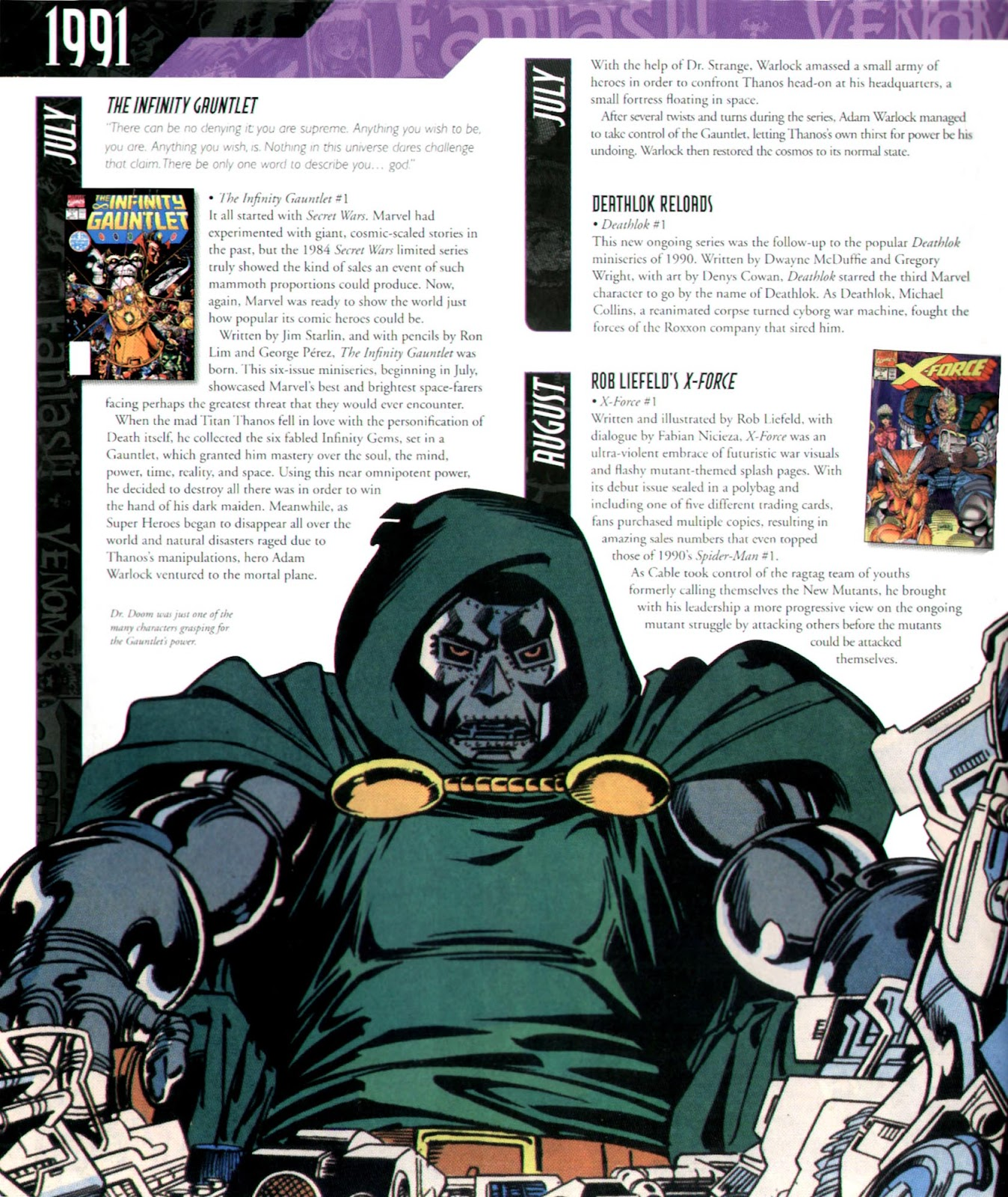 Read online Marvel Chronicle comic -  Issue # TPB (Part 3) - 44