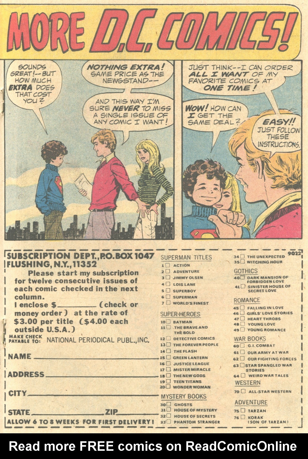 Read online Adventure Comics (1938) comic -  Issue #415 - 27