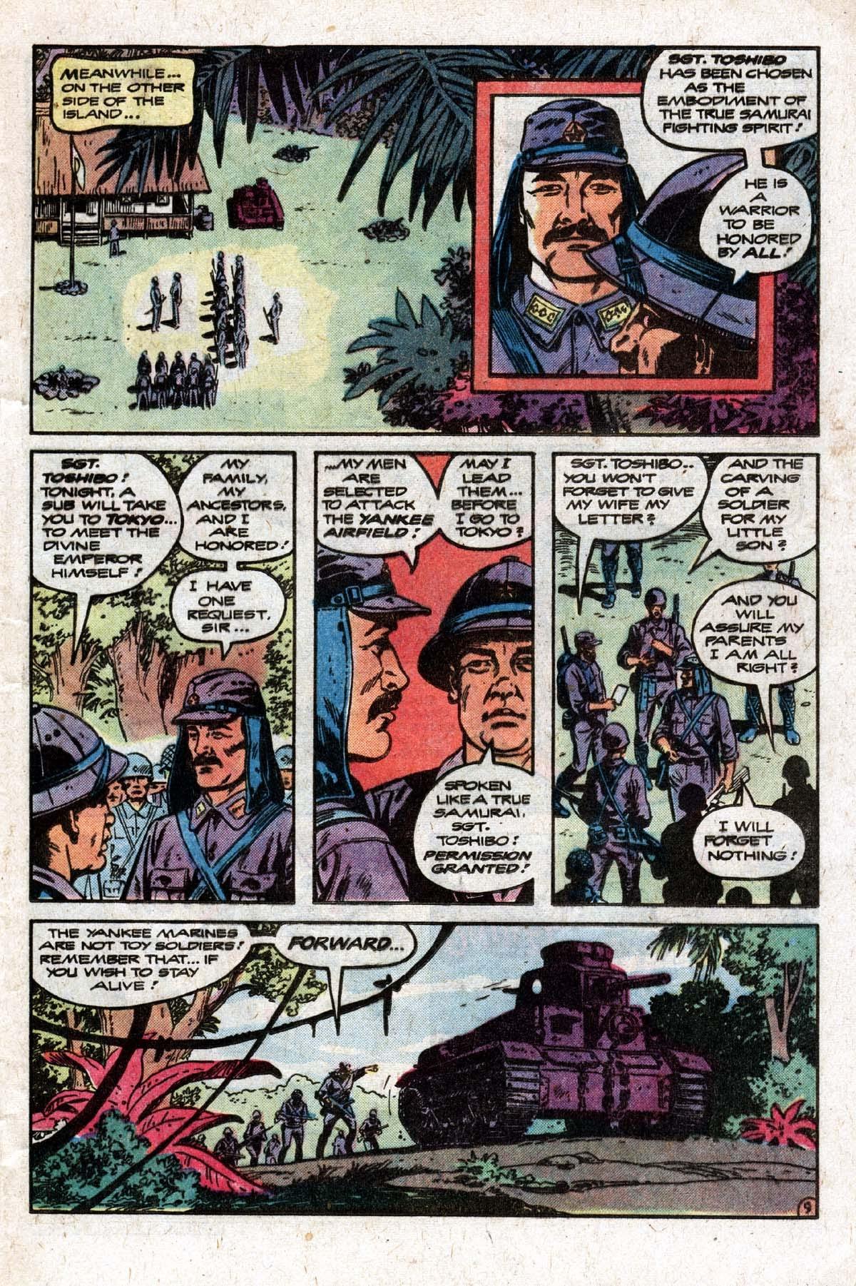 Read online Sgt. Rock comic -  Issue #320 - 12