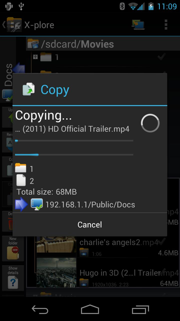 X-plore File Manager [donate] 05