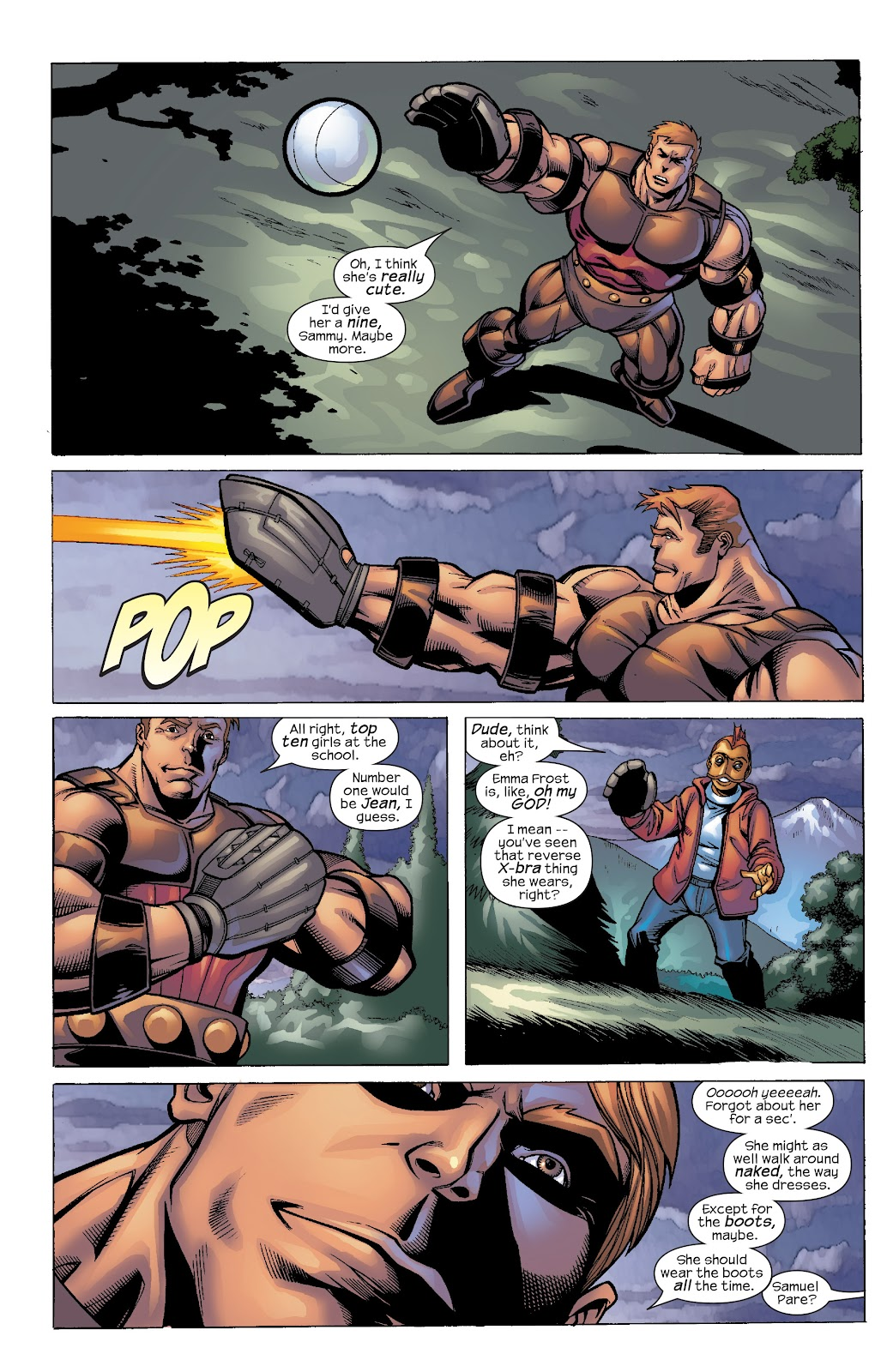 Read online X-Men: Unstoppable comic -  Issue # TPB (Part 4) - 49