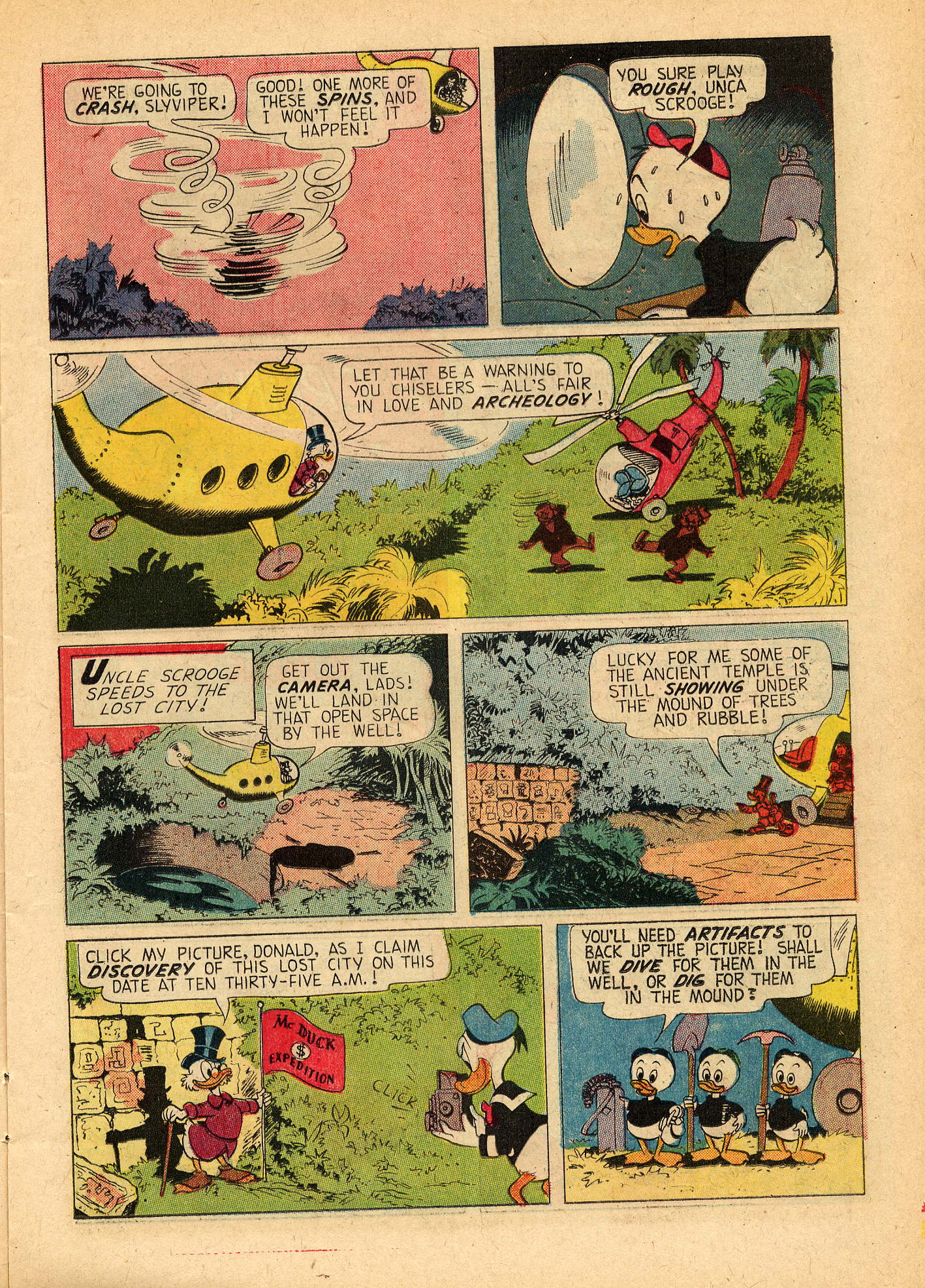 Read online Uncle Scrooge (1953) comic -  Issue #44 - 11