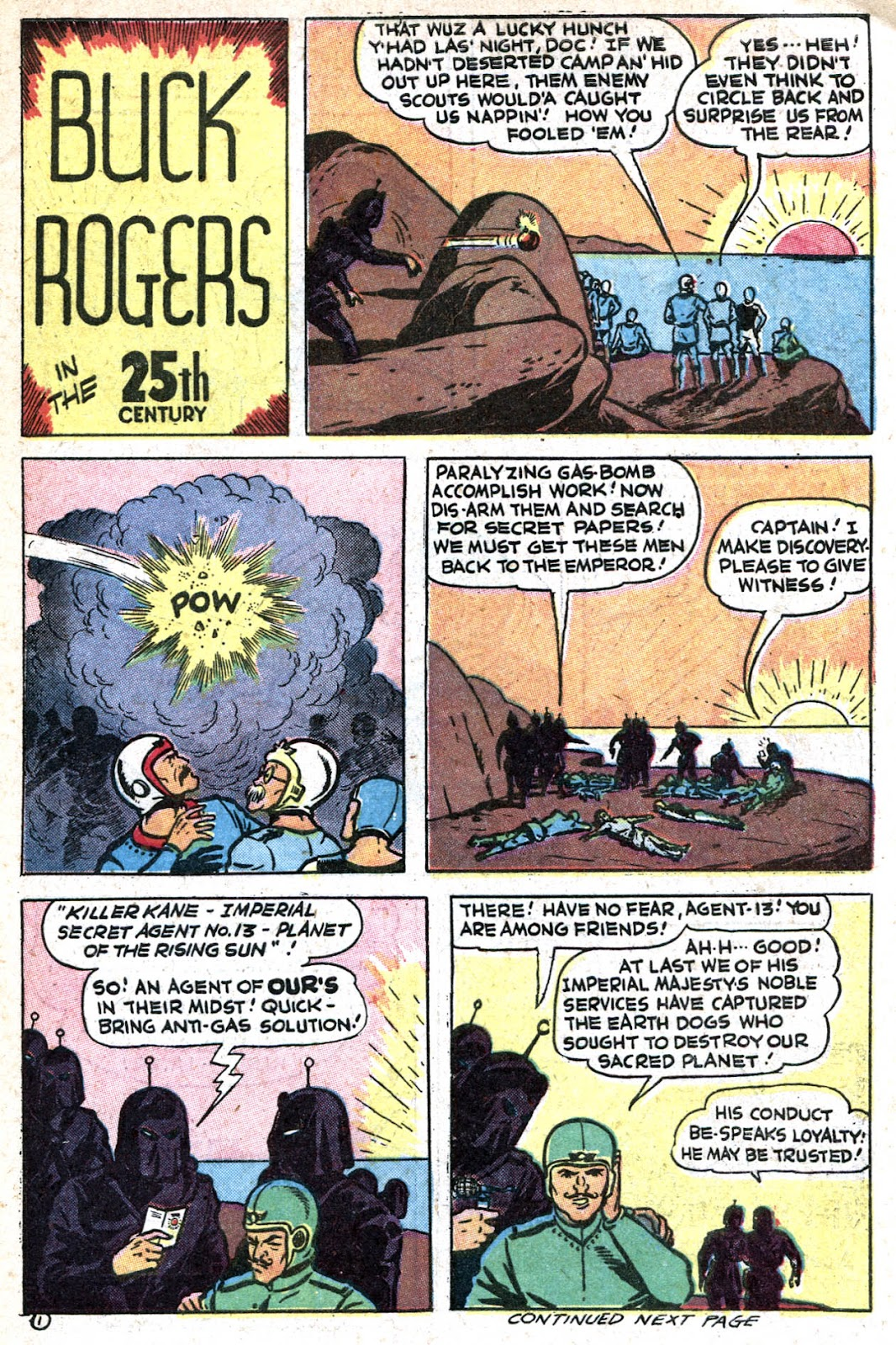 Read online Famous Funnies comic -  Issue #128 - 5