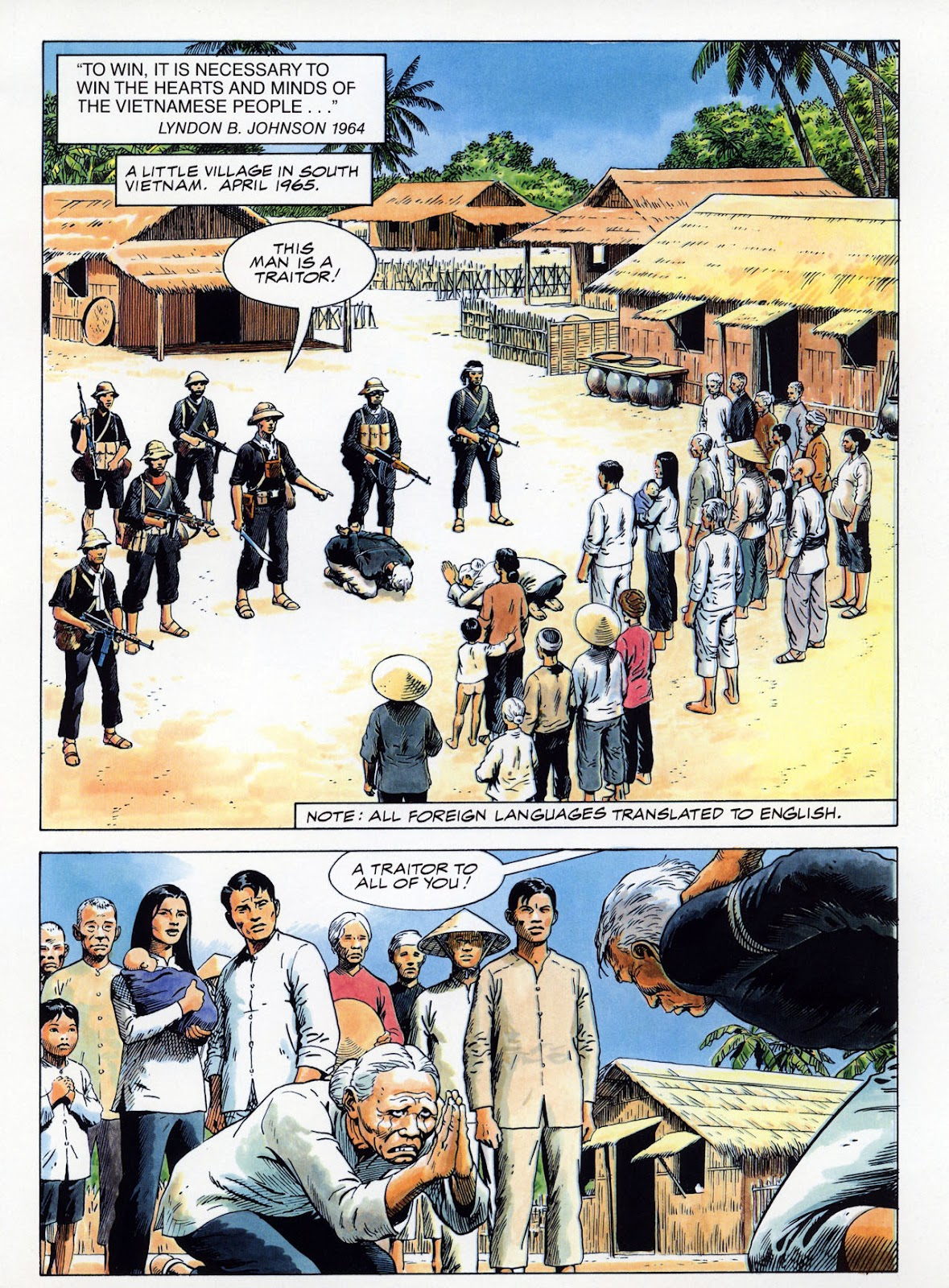 Epic Graphic Novel: Hearts and Minds issue Full - Page 5