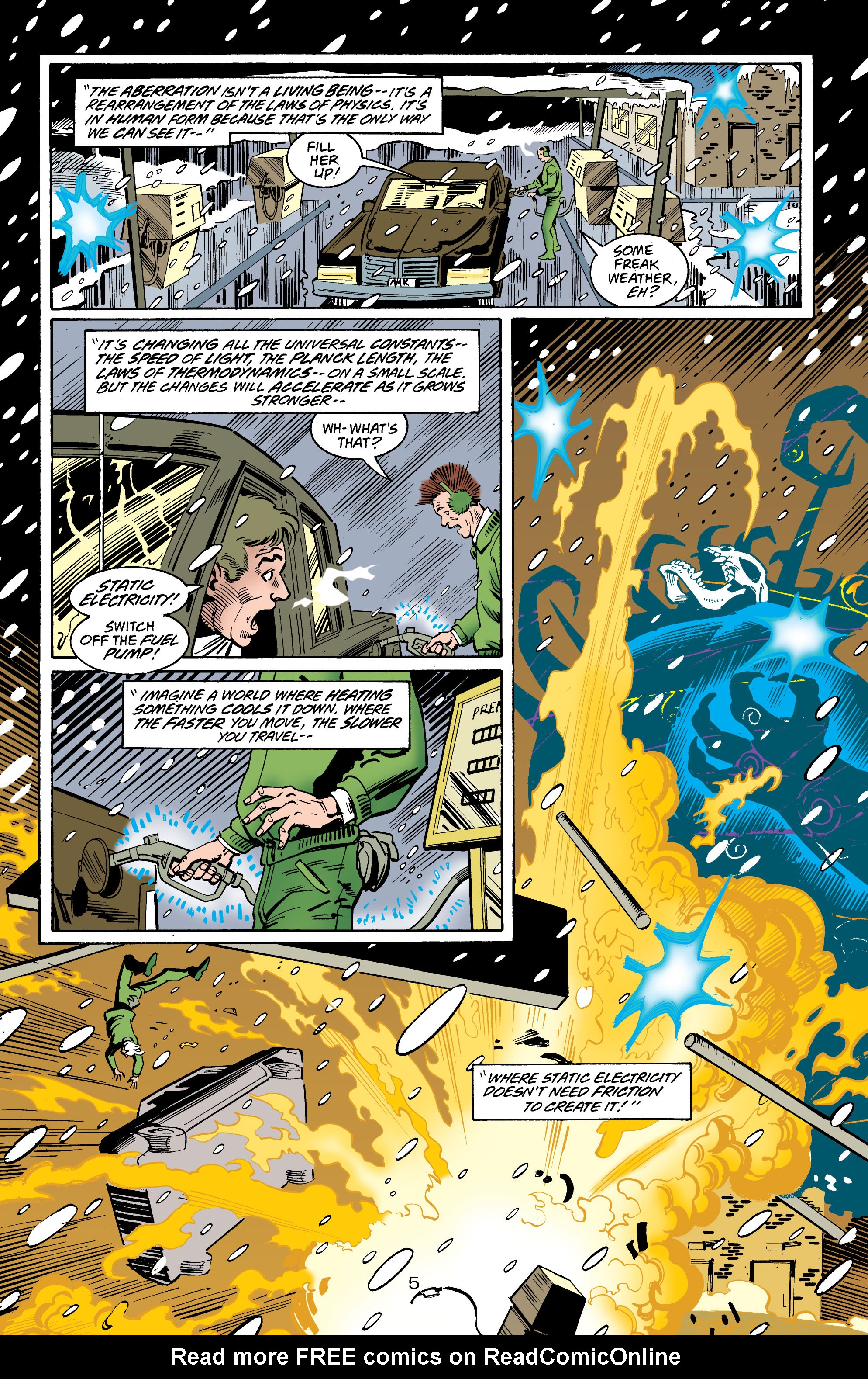 Read online Anarky (1999) comic -  Issue #3 - 6