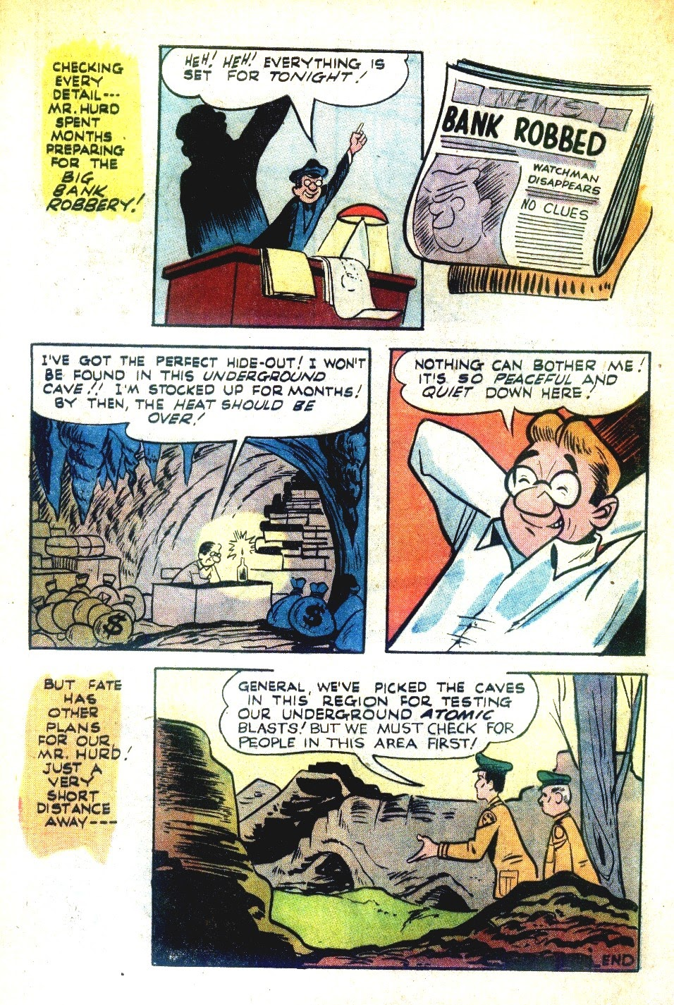 Read online Tales Calculated to Drive You Bats comic -  Issue #7 - 24