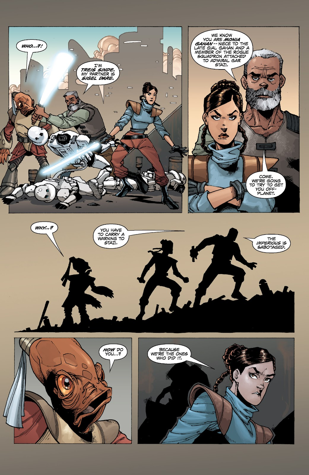 Read online Star Wars Legends: Legacy - Epic Collection comic -  Issue # TPB 2 (Part 1) - 86