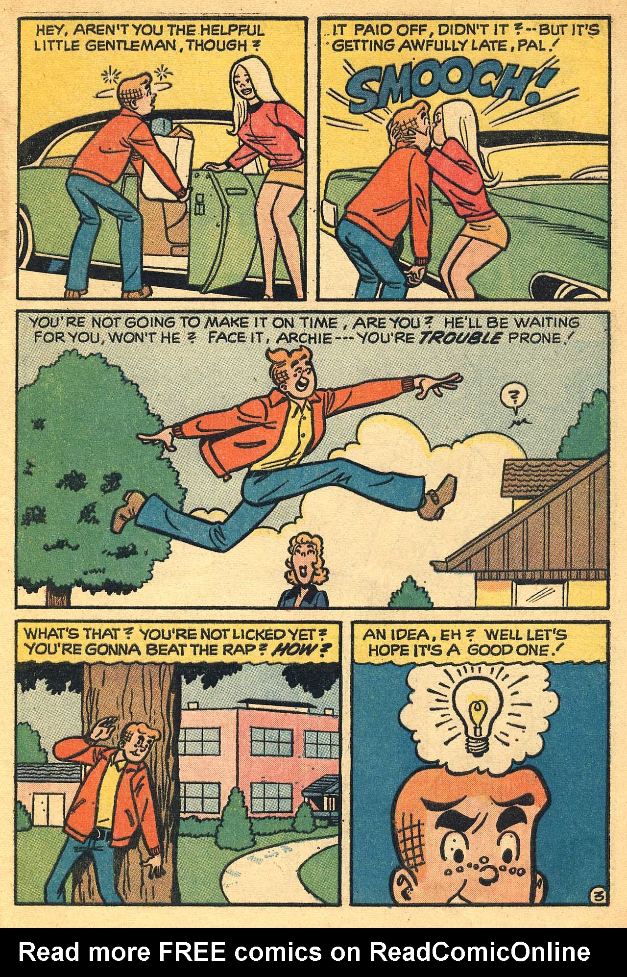 Read online Archie (1960) comic -  Issue #224 - 5