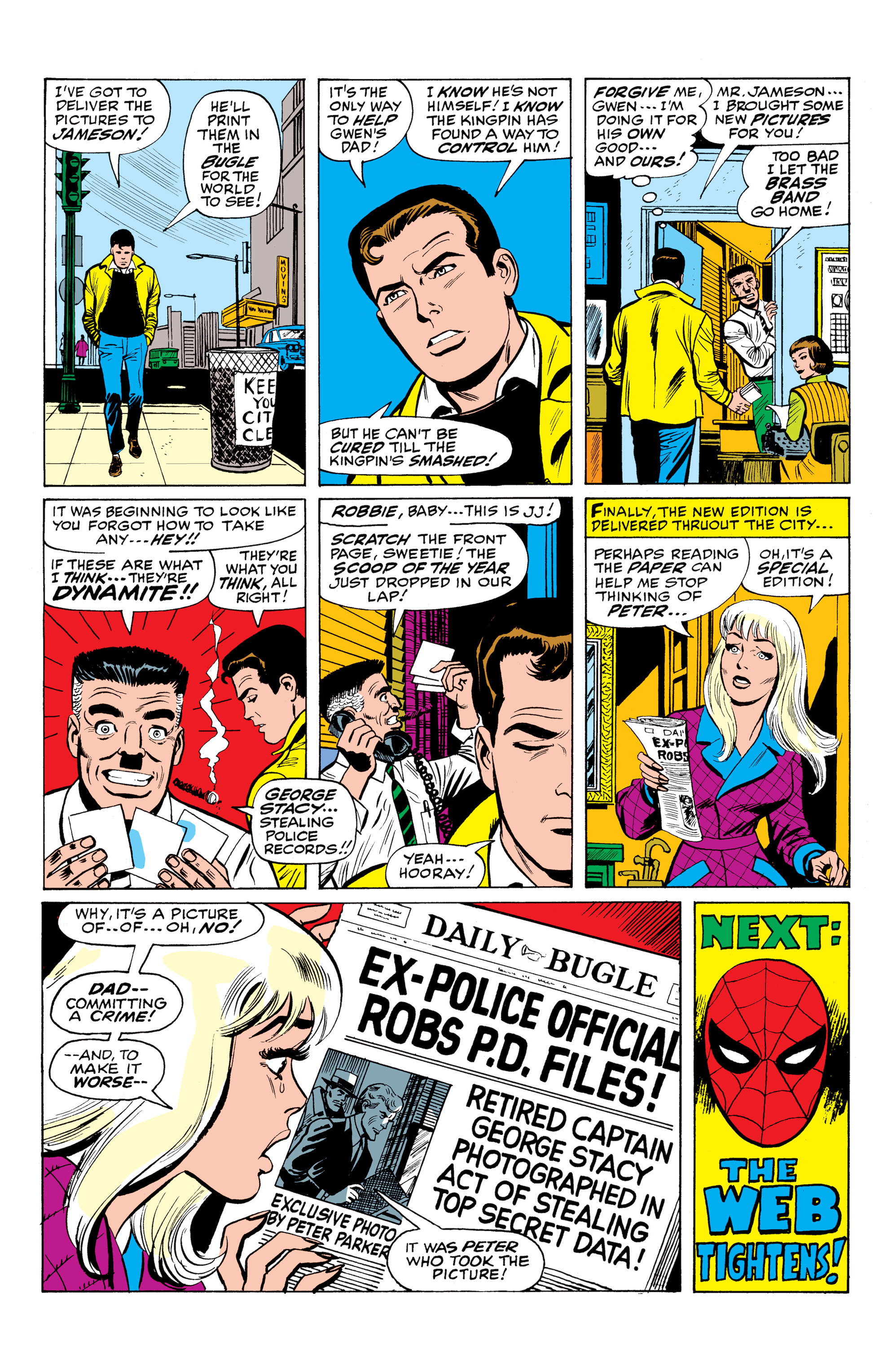 The Amazing Spider-Man (1963) 60 Page 20