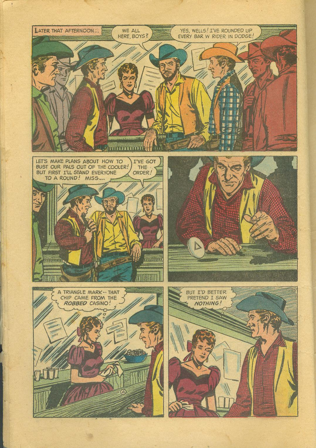 Four Color Comics issue 769 - Page 10