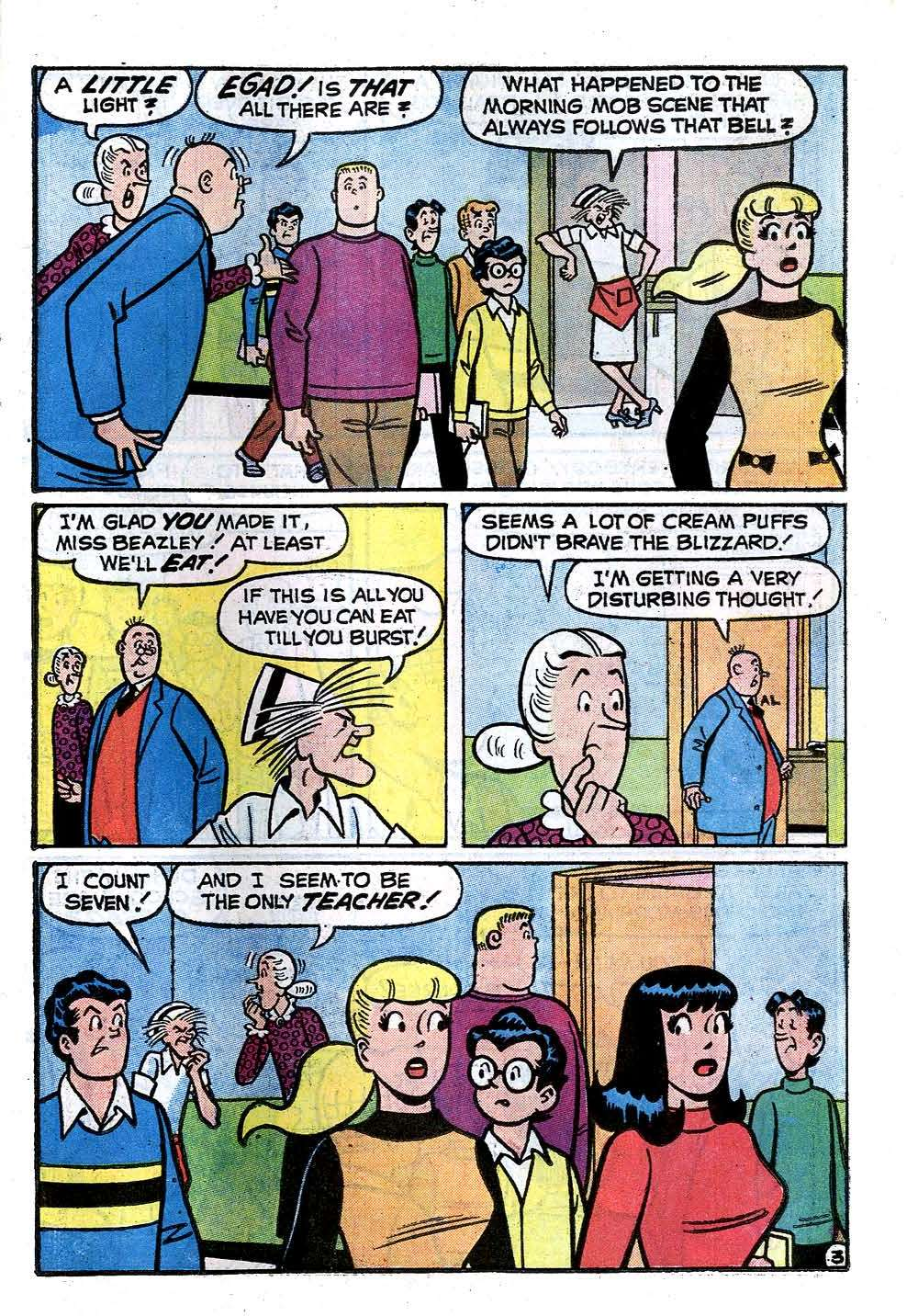 Read online Archie (1960) comic -  Issue #232 - 15
