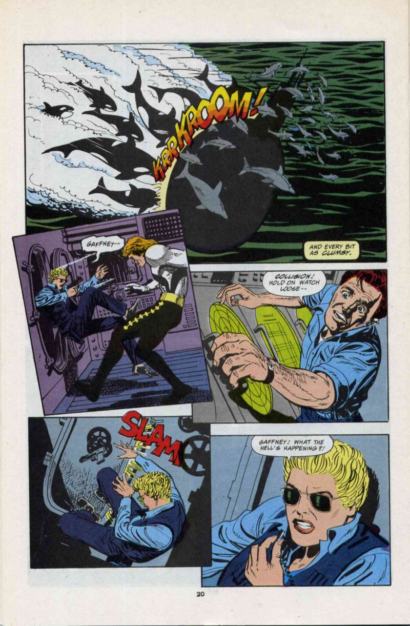 Read online Doctor Zero comic -  Issue #6 - 22