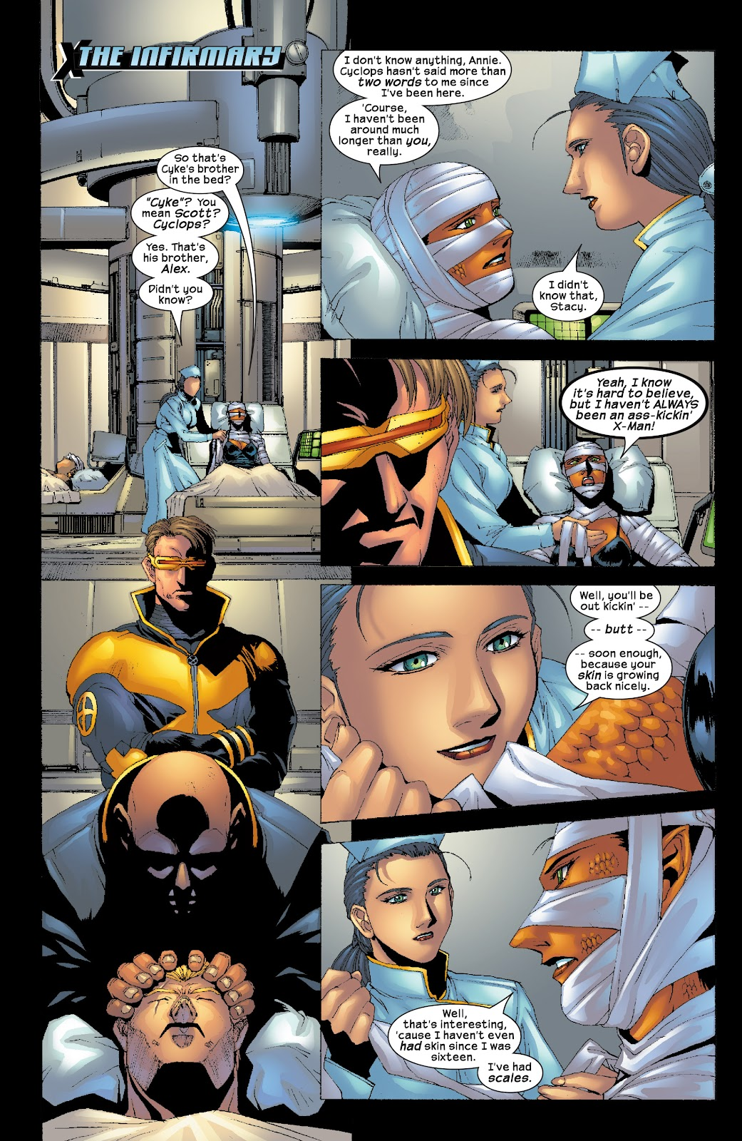 Read online X-Men: Unstoppable comic -  Issue # TPB (Part 2) - 54