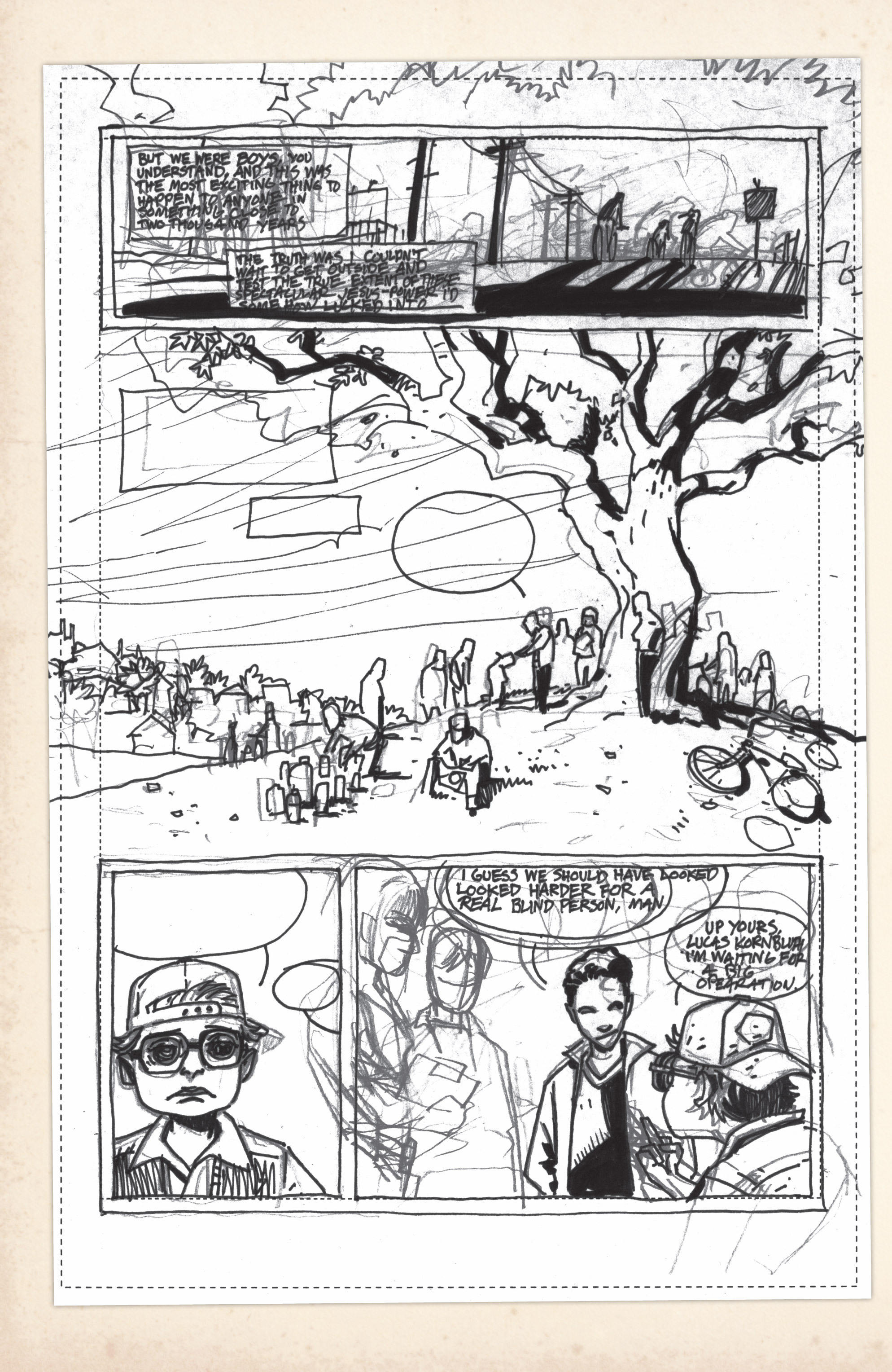 Read online American Jesus comic -  Issue # TPB - 90