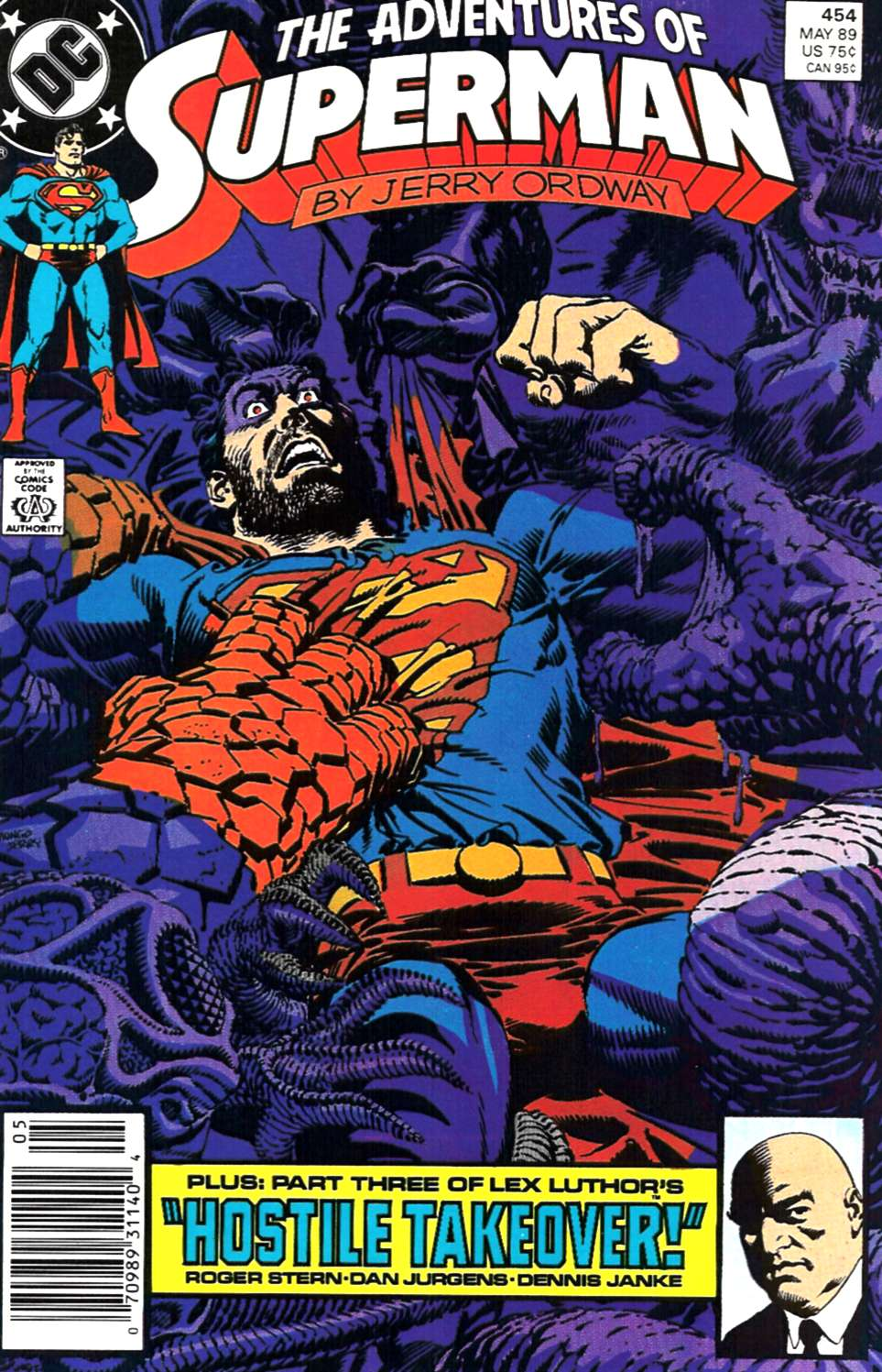 Adventures of Superman (1987) 454 Page 1