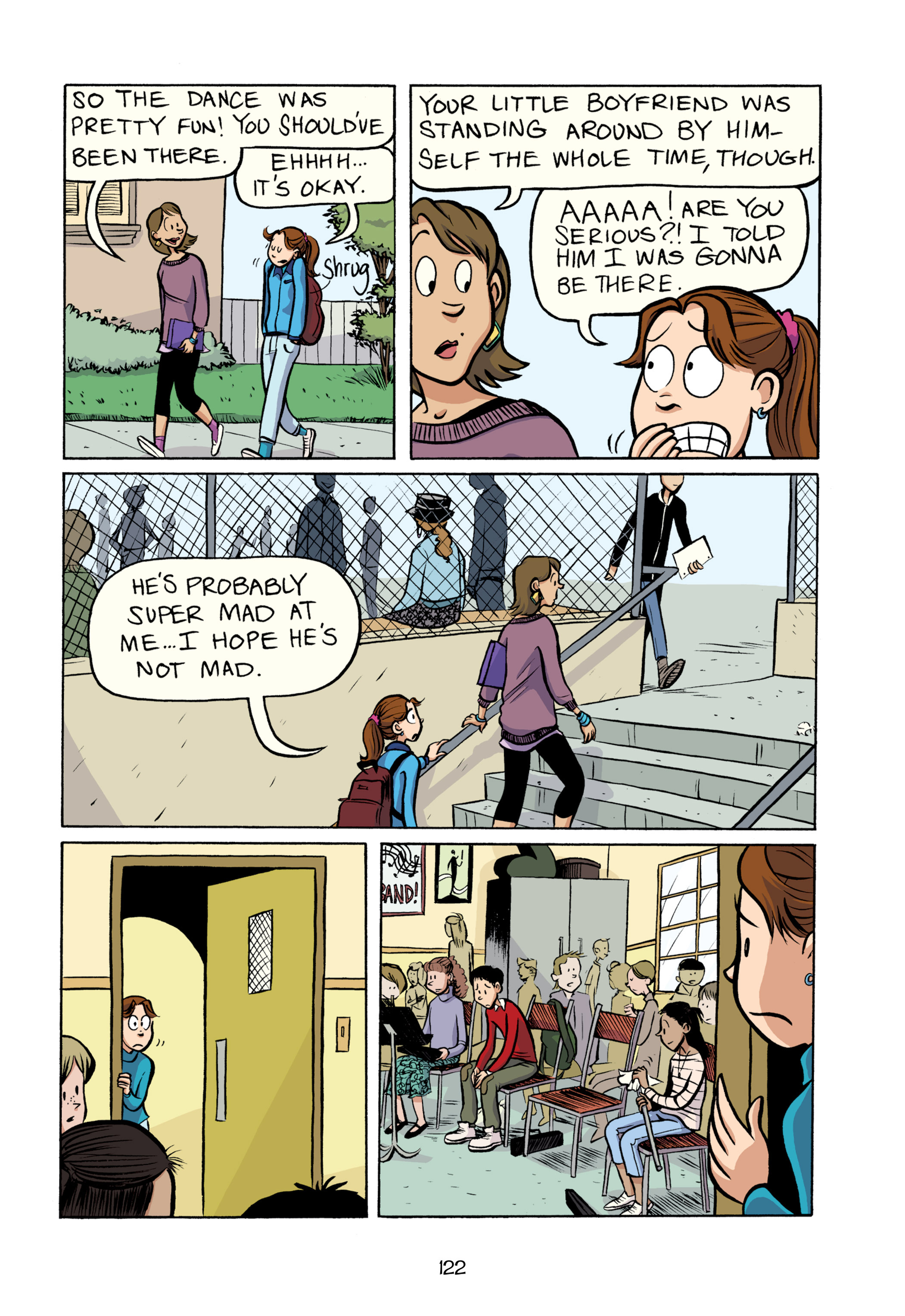 Read online Smile comic -  Issue # TPB - 128
