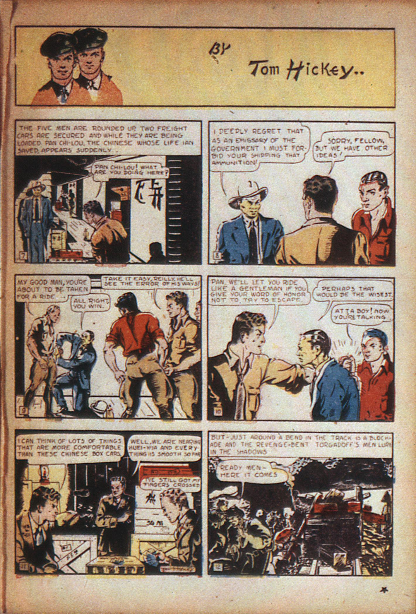 Read online Adventure Comics (1938) comic -  Issue #7 - 43