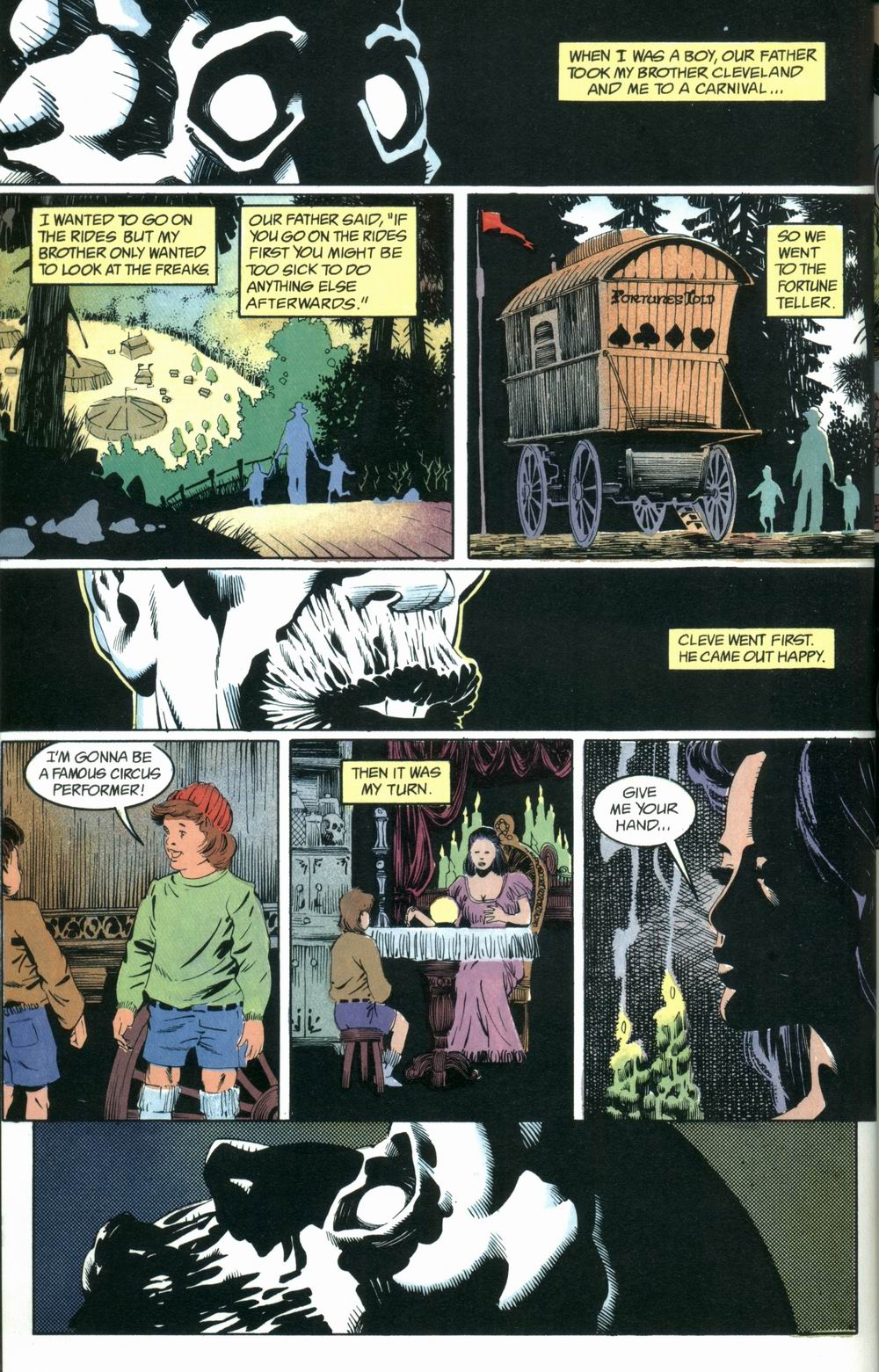 Read online Deadman: Love After Death comic -  Issue #2 - 4