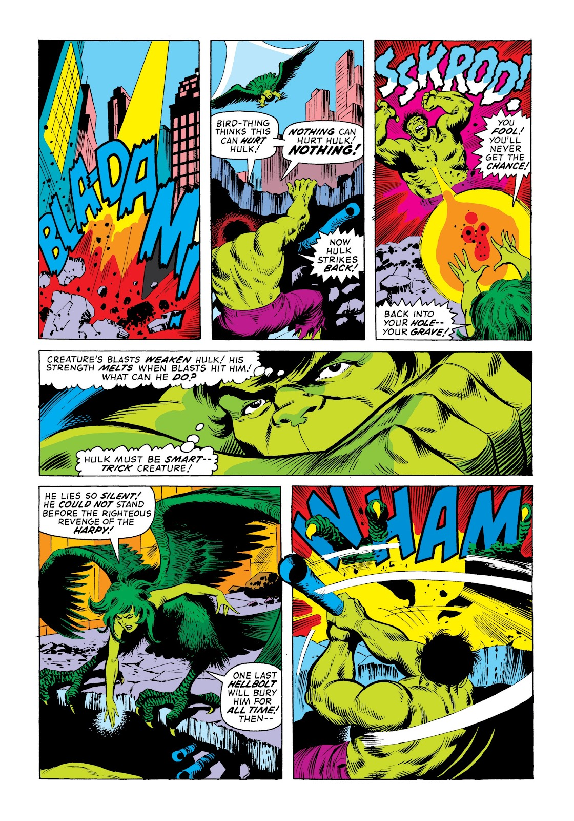 Read online Marvel Masterworks: The Incredible Hulk comic -  Issue # TPB 9 (Part 3) - 53