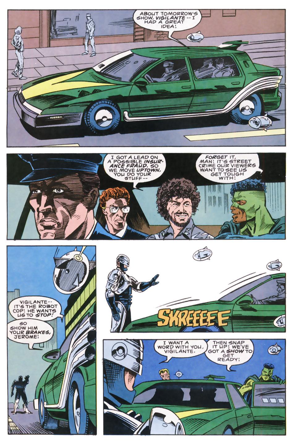 Read online Robocop (1990) comic -  Issue #9 - 17