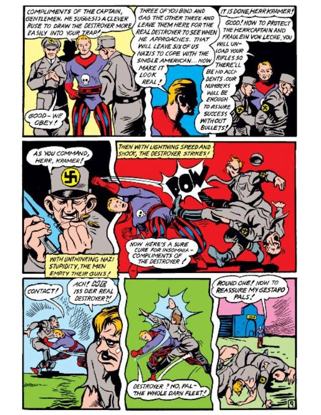 Read online All-Winners Comics comic -  Issue #5 - 63