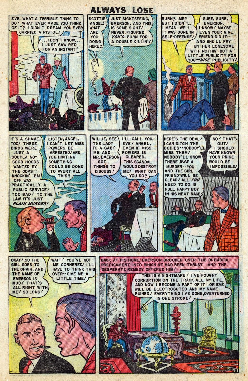 Lawbreakers Always Lose! issue 9 - Page 16