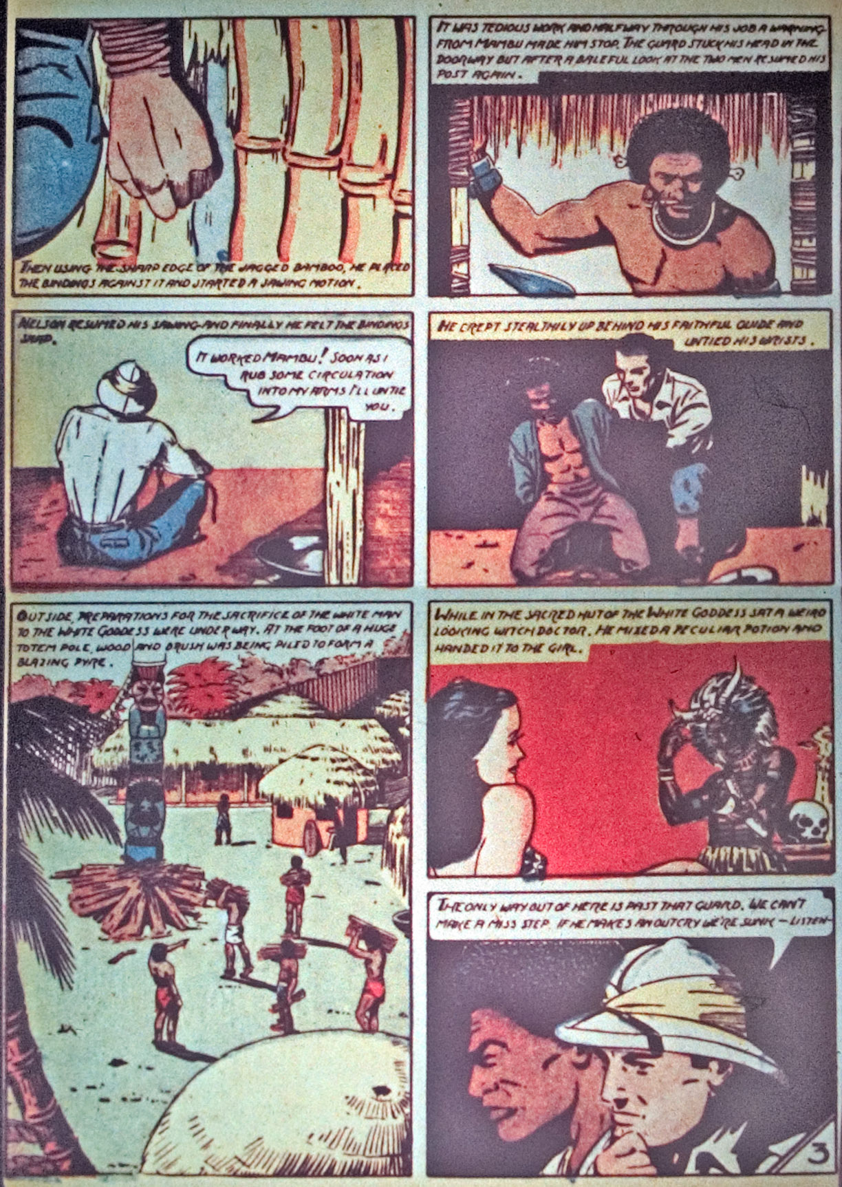 Read online Detective Comics (1937) comic -  Issue #34 - 52