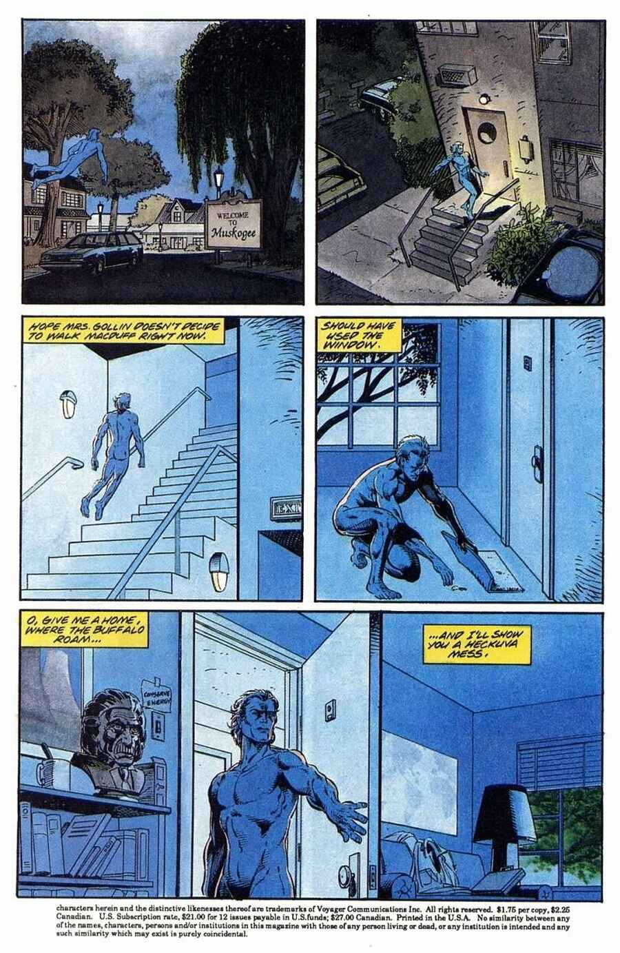 Read online Solar, Man of the Atom comic -  Issue #1 - 4