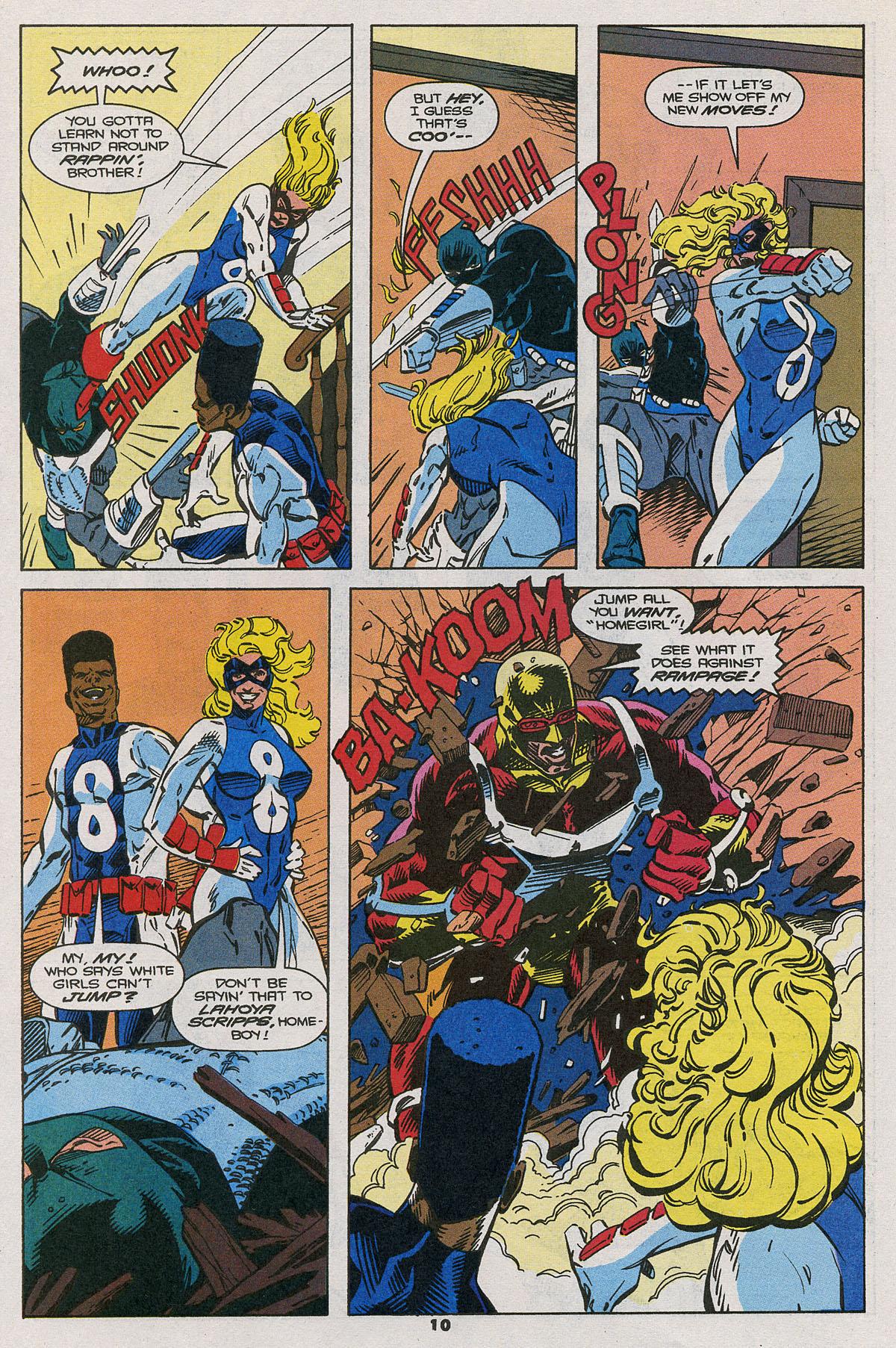 Read online Wonder Man (1991) comic -  Issue #20 - 10