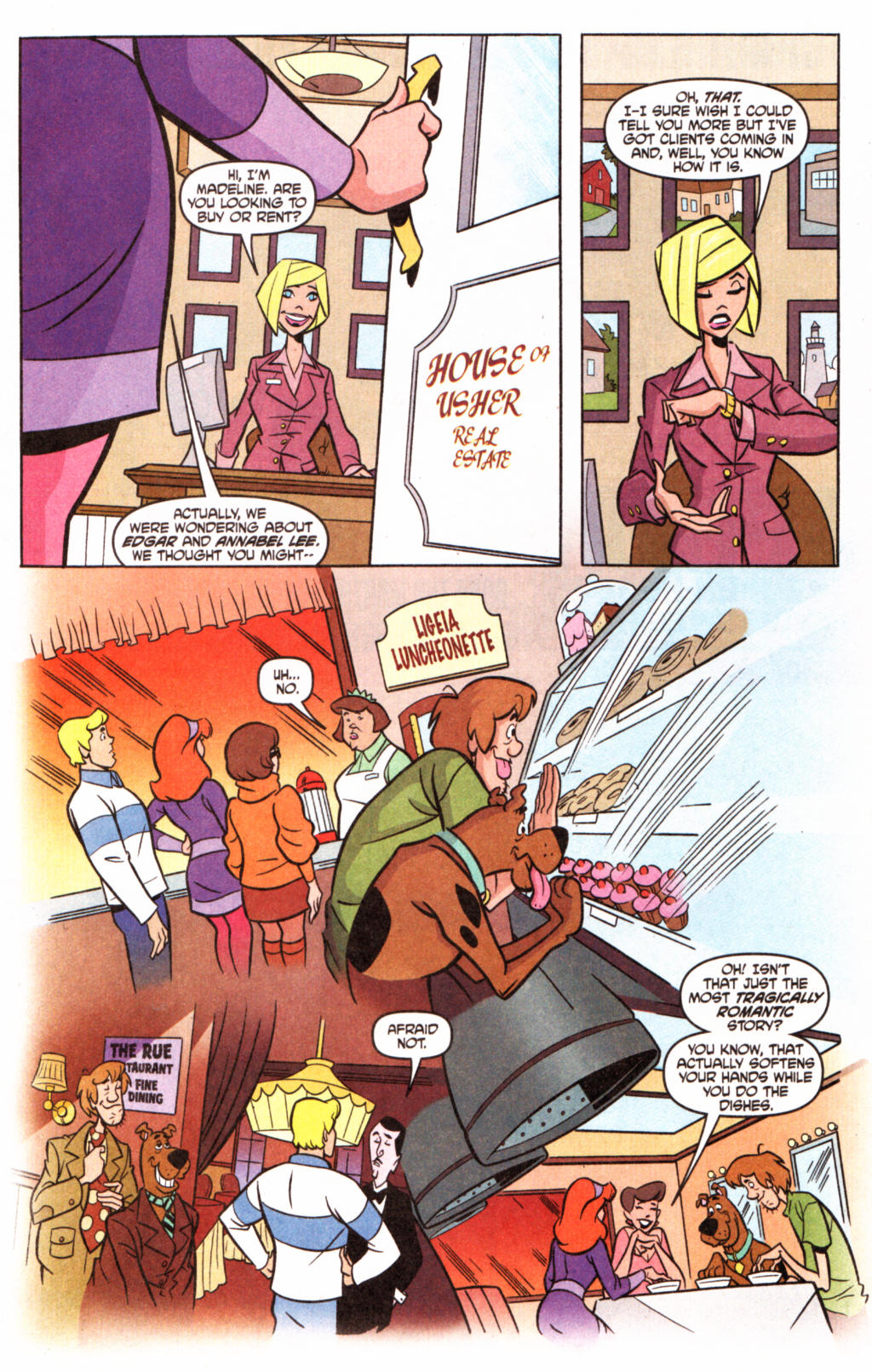 Read online Scooby-Doo (1997) comic -  Issue #117 - 6